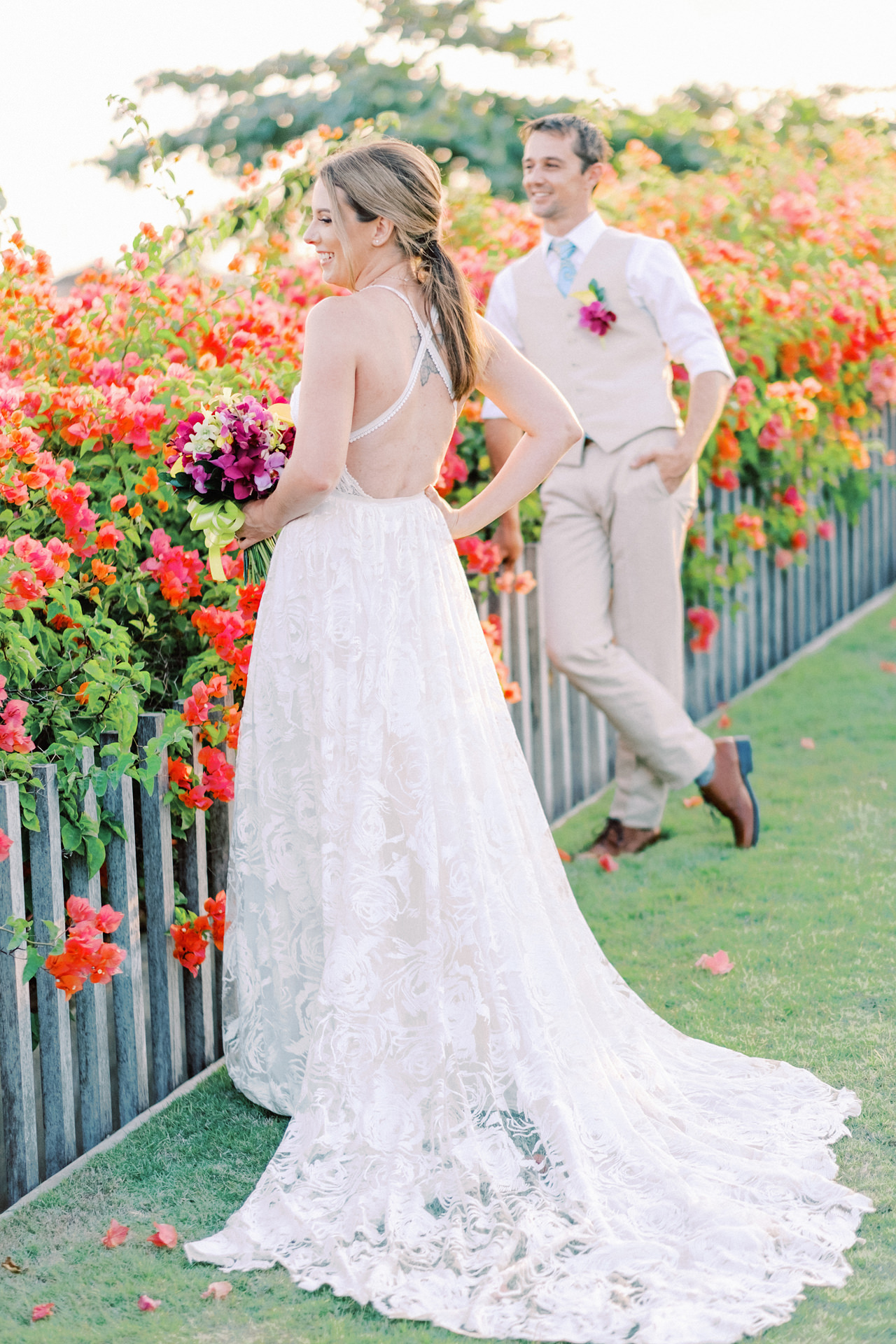 Maya Sanur Resort Wedding 51