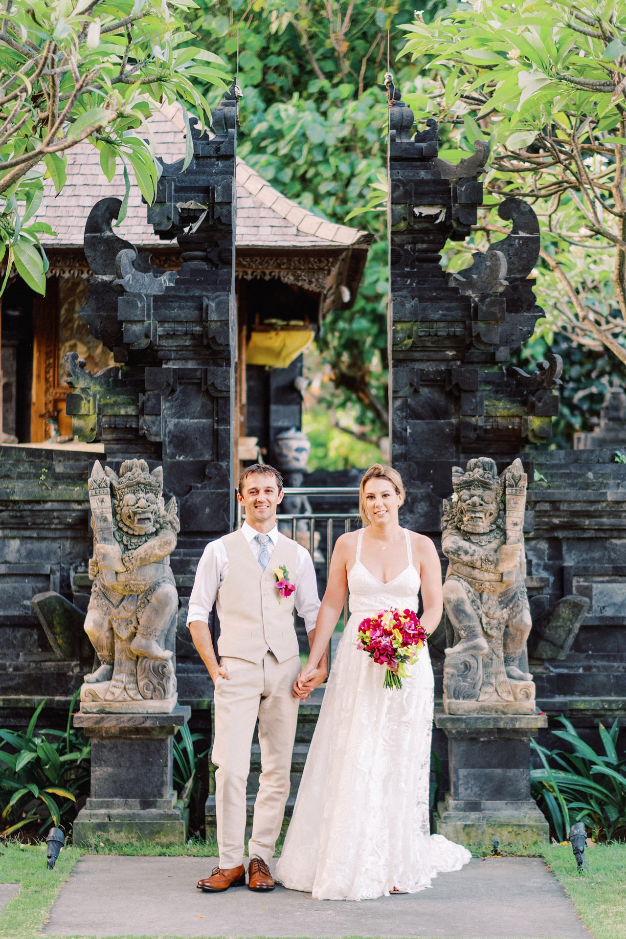 Maya Sanur Resort Wedding 54