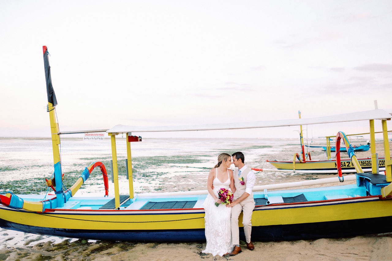 Maya Sanur Resort Wedding 55