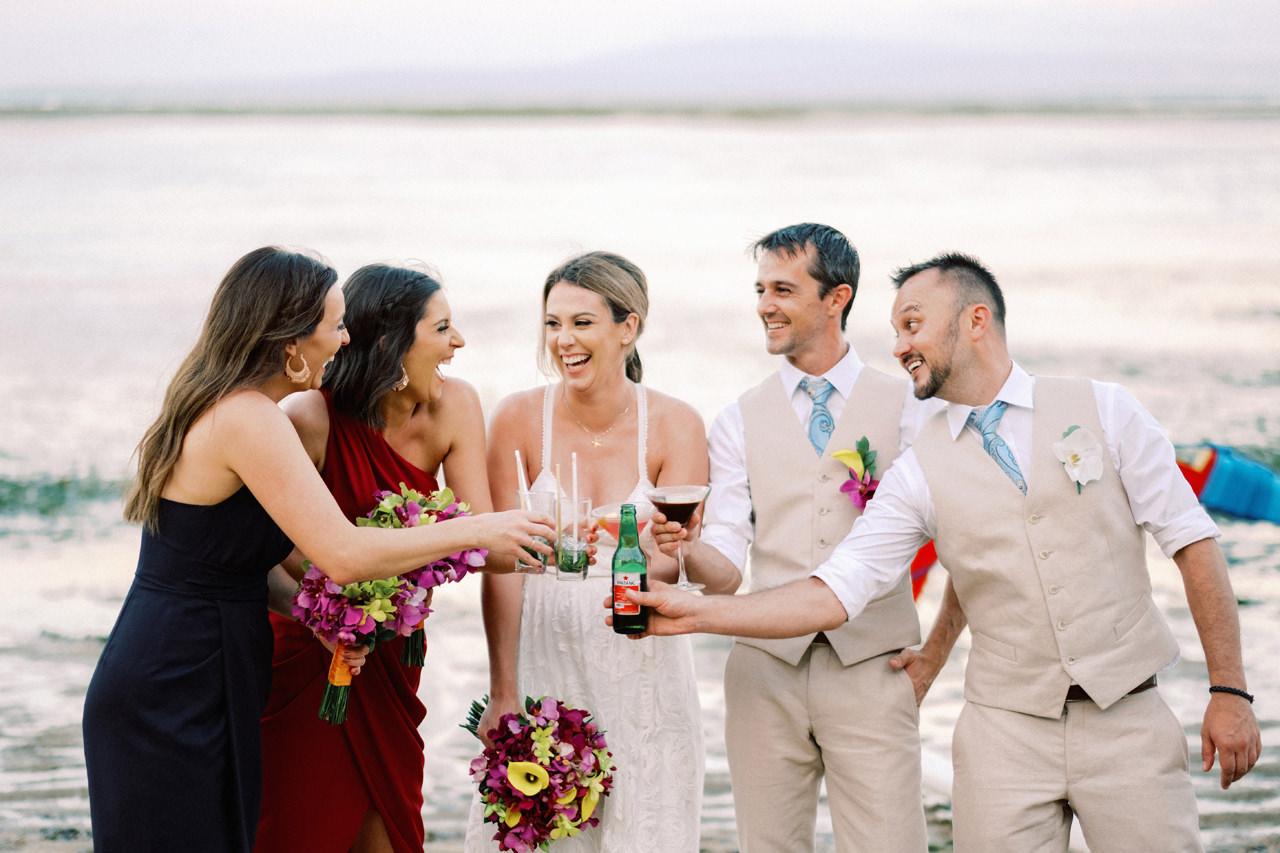 Maya Sanur Resort Wedding 57