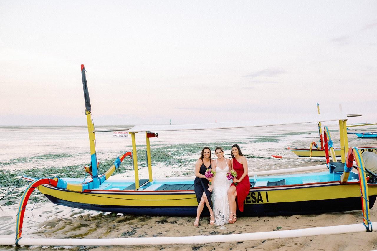 Maya Sanur Resort Wedding 59