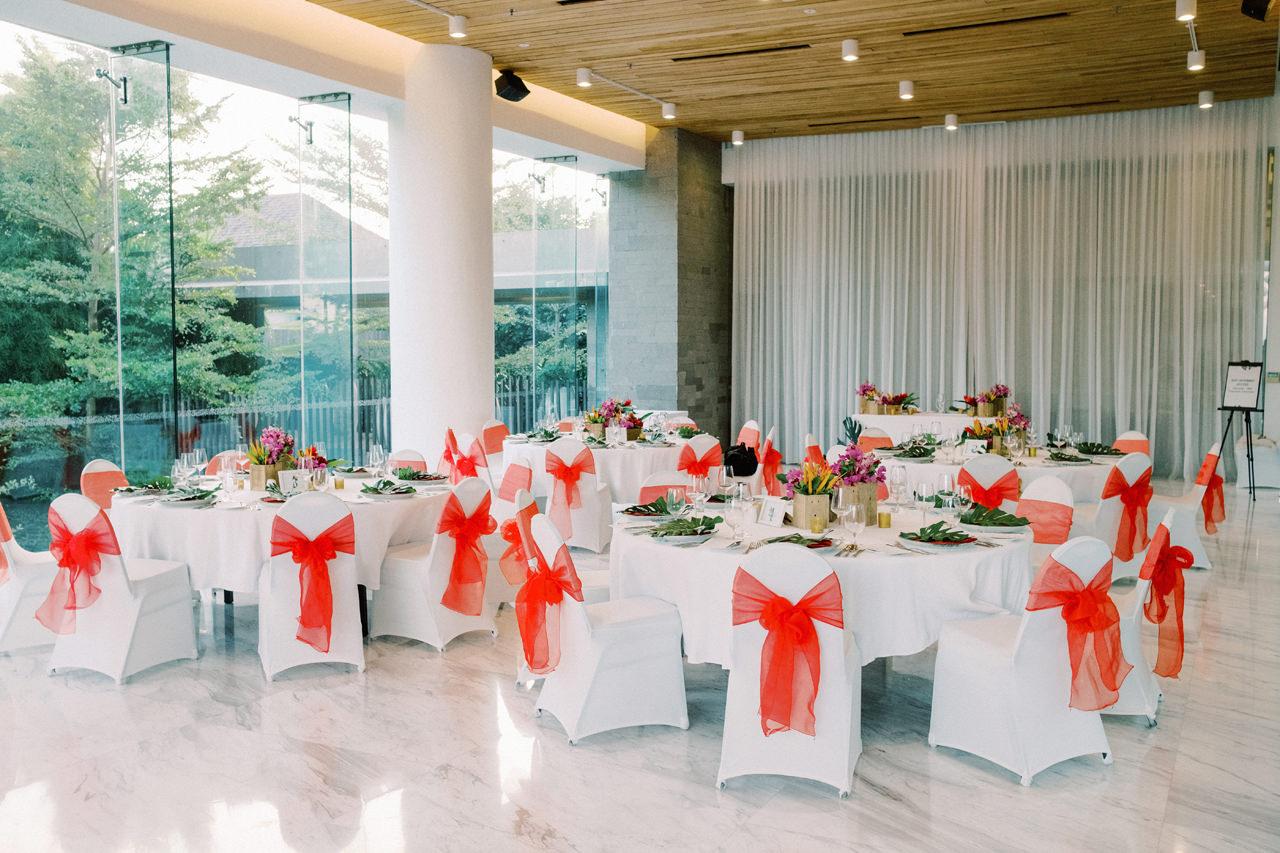 Maya Sanur Resort Wedding 63