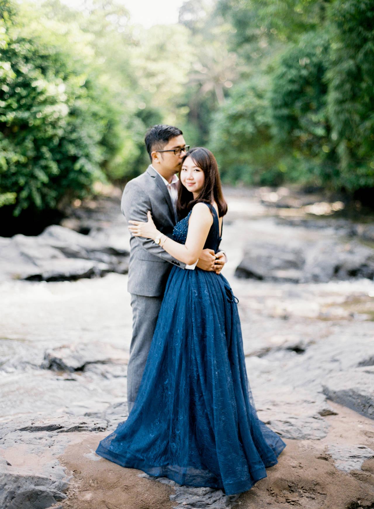 J&D: Bali Fine Art Film Engagement Photography 1