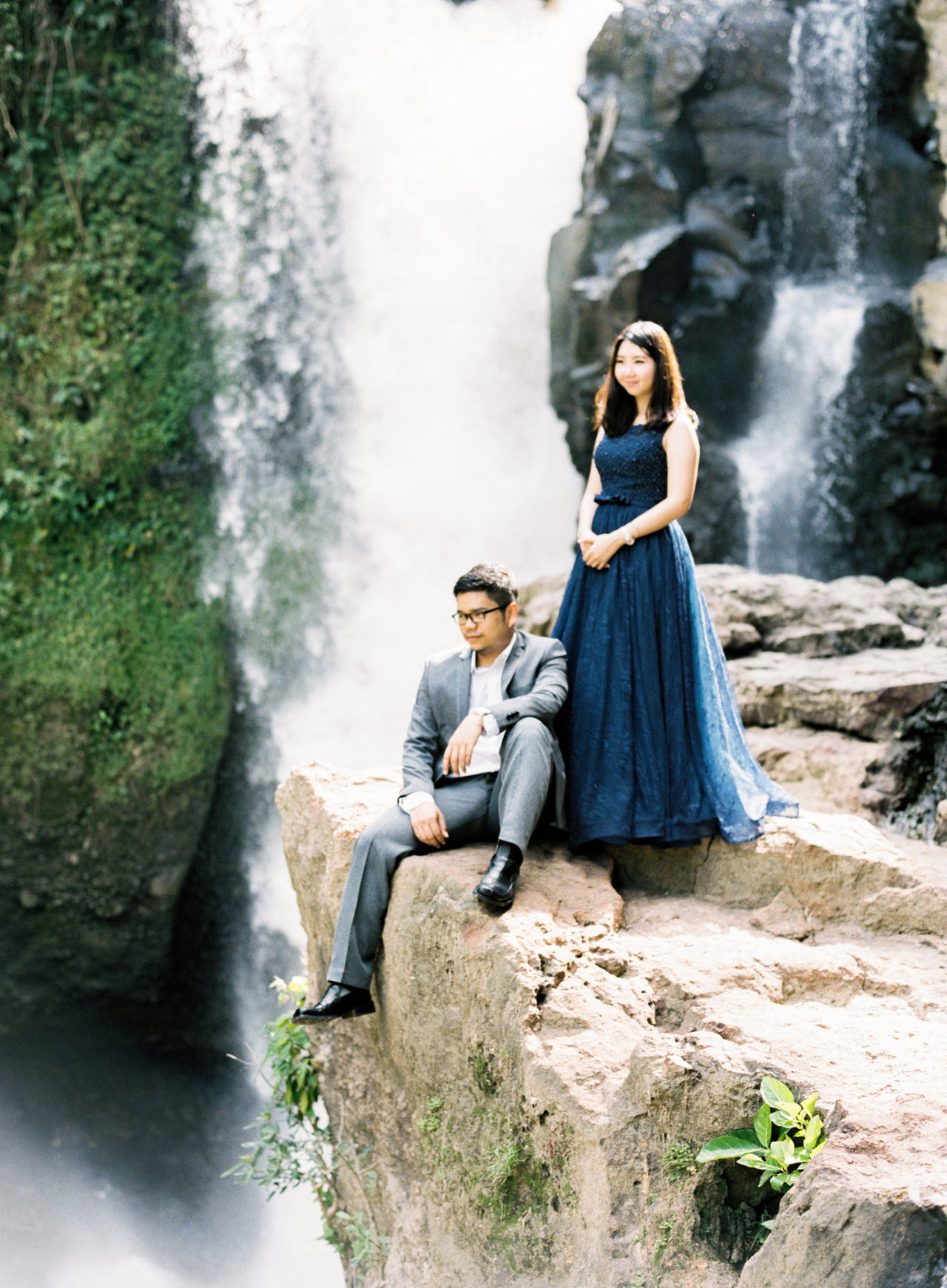 J&D: Bali Fine Art Film Engagement Photography 5