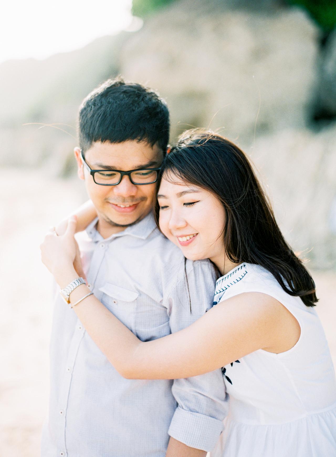 J&D: Bali Fine Art Film Engagement Photography 8