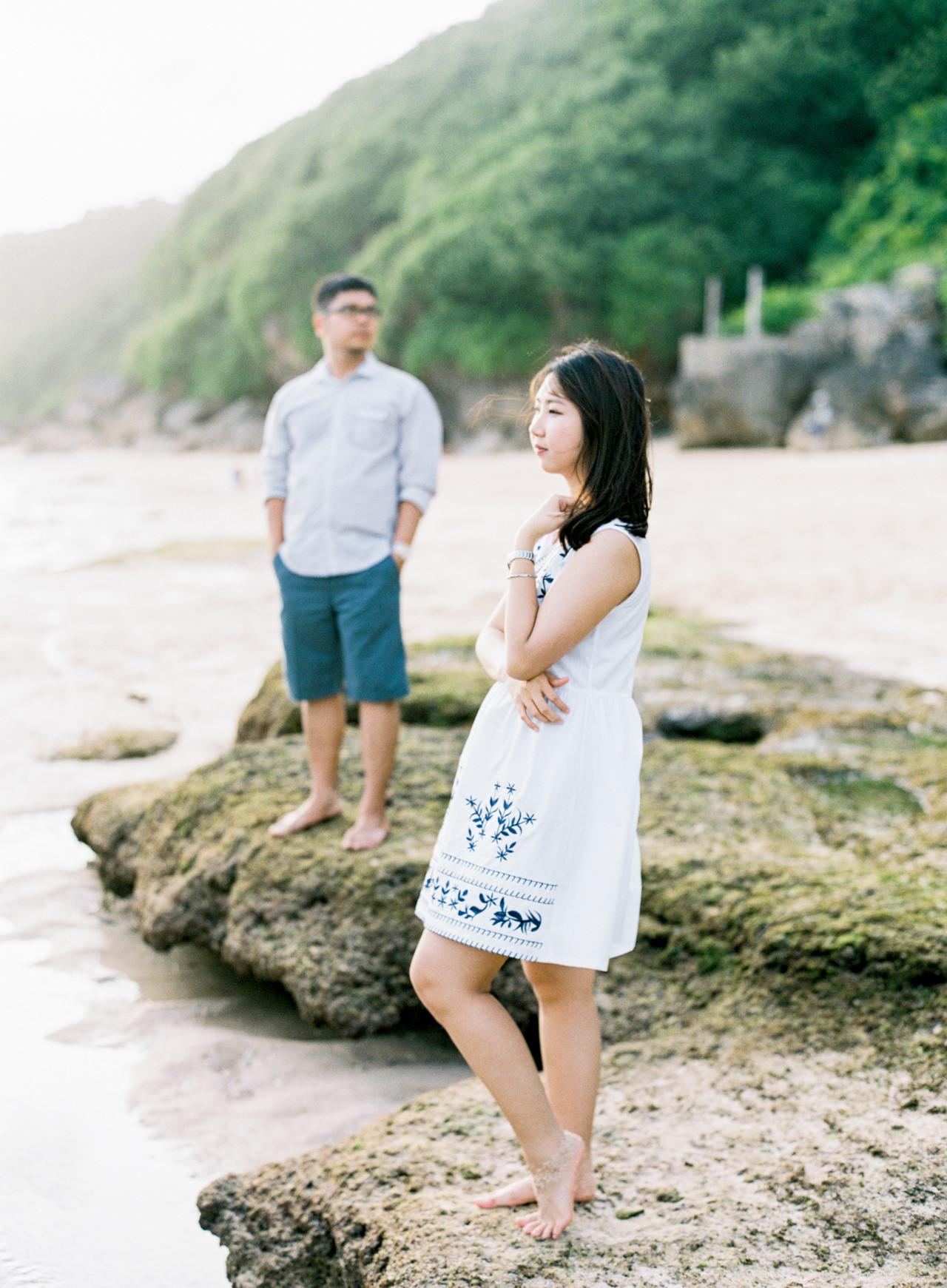 J&D: Bali Fine Art Film Engagement Photography 10