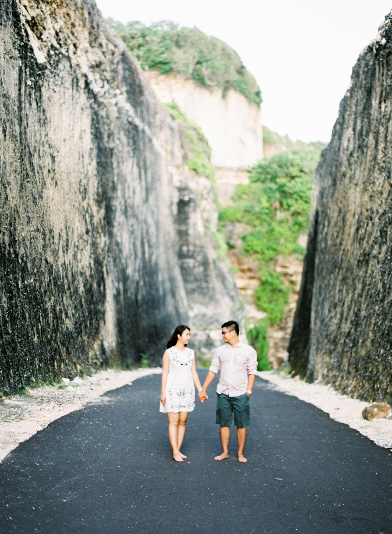 J&D: Bali Fine Art Film Engagement Photography 13