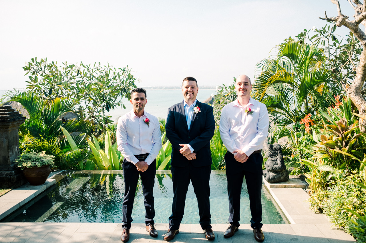 J&D: Four Seasons Resort Jimbaran Bali Wedding 7