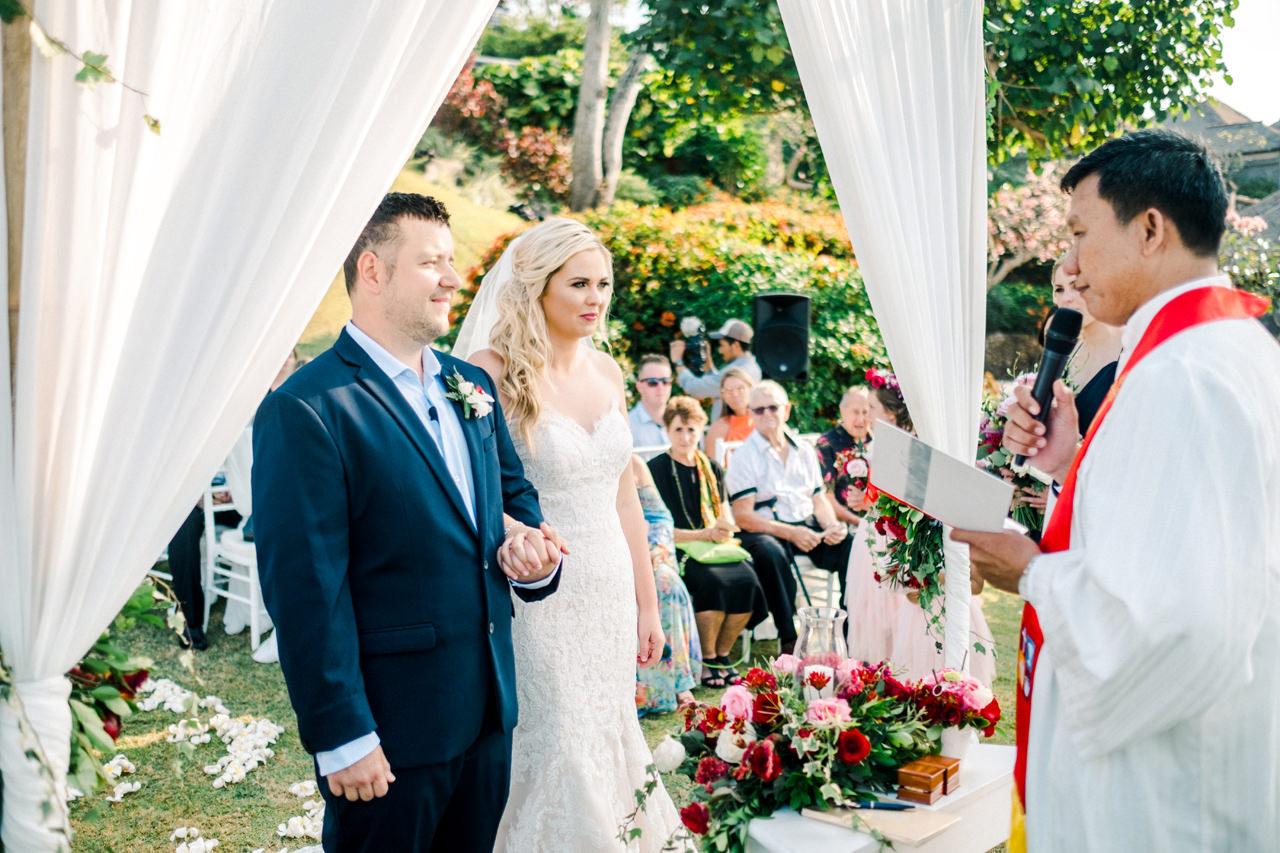 J&D: Four Seasons Resort Jimbaran Bali Wedding 15