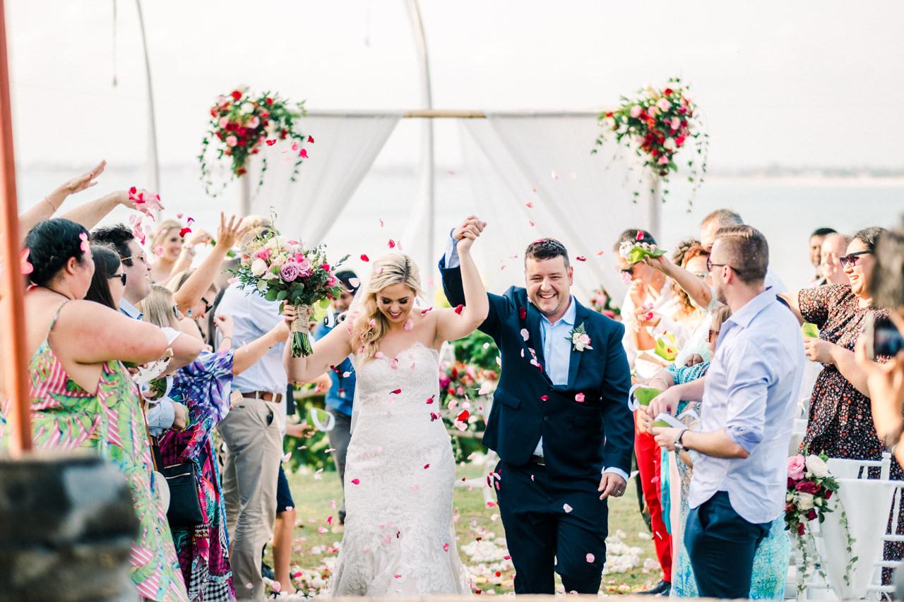 Gili Jimbaran Wedding Four Seasons