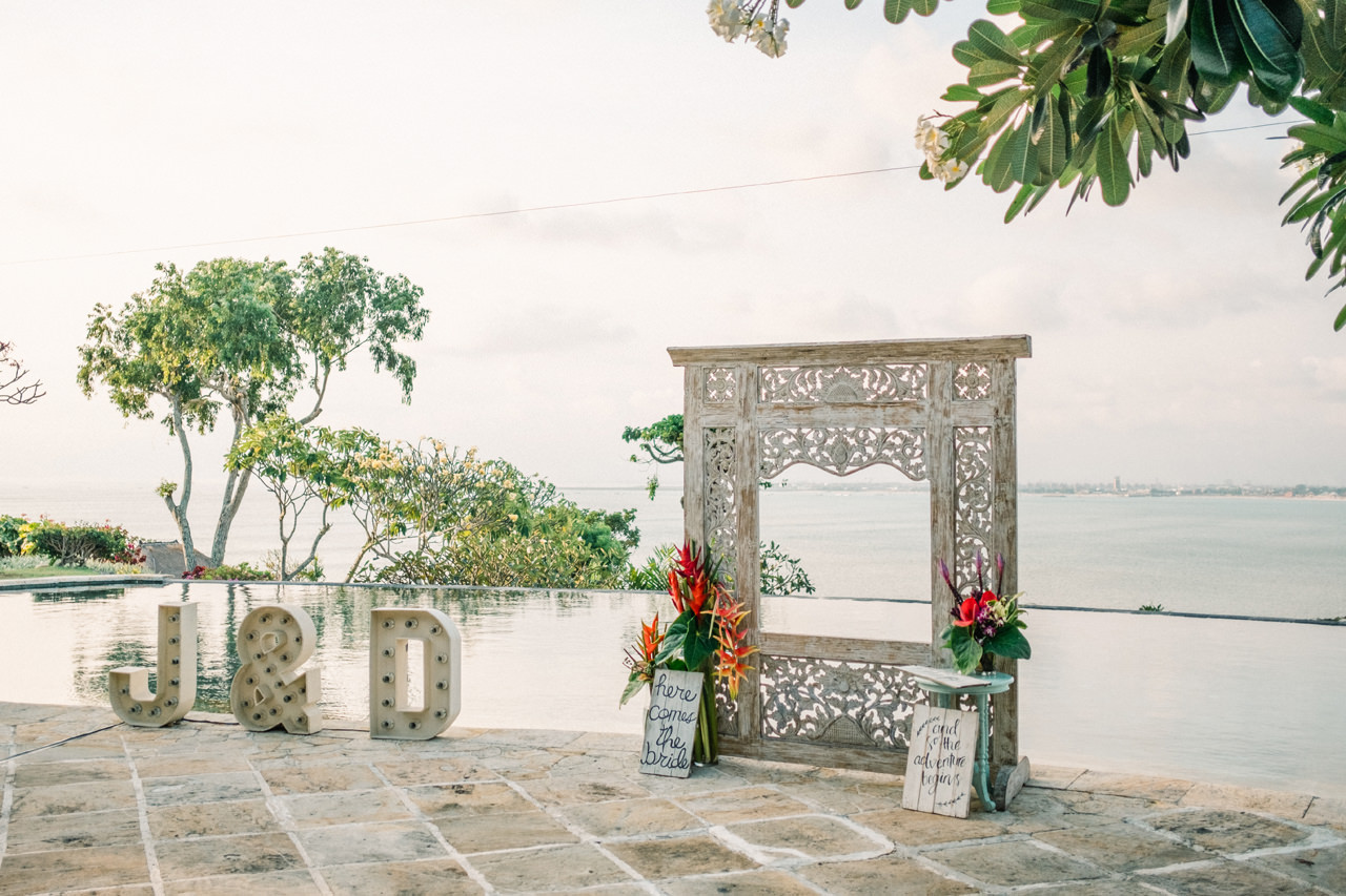 J&D: Four Seasons Resort Jimbaran Bali Wedding 28