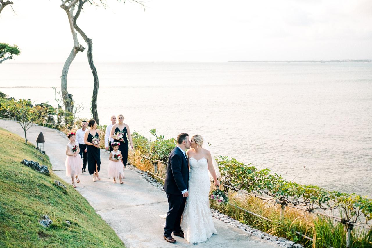 J&D: Four Seasons Resort Jimbaran Bali Wedding 31