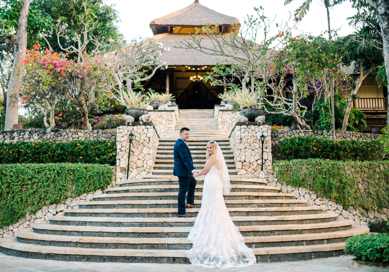 J&D: Four Seasons Resort Jimbaran Bali Wedding 34