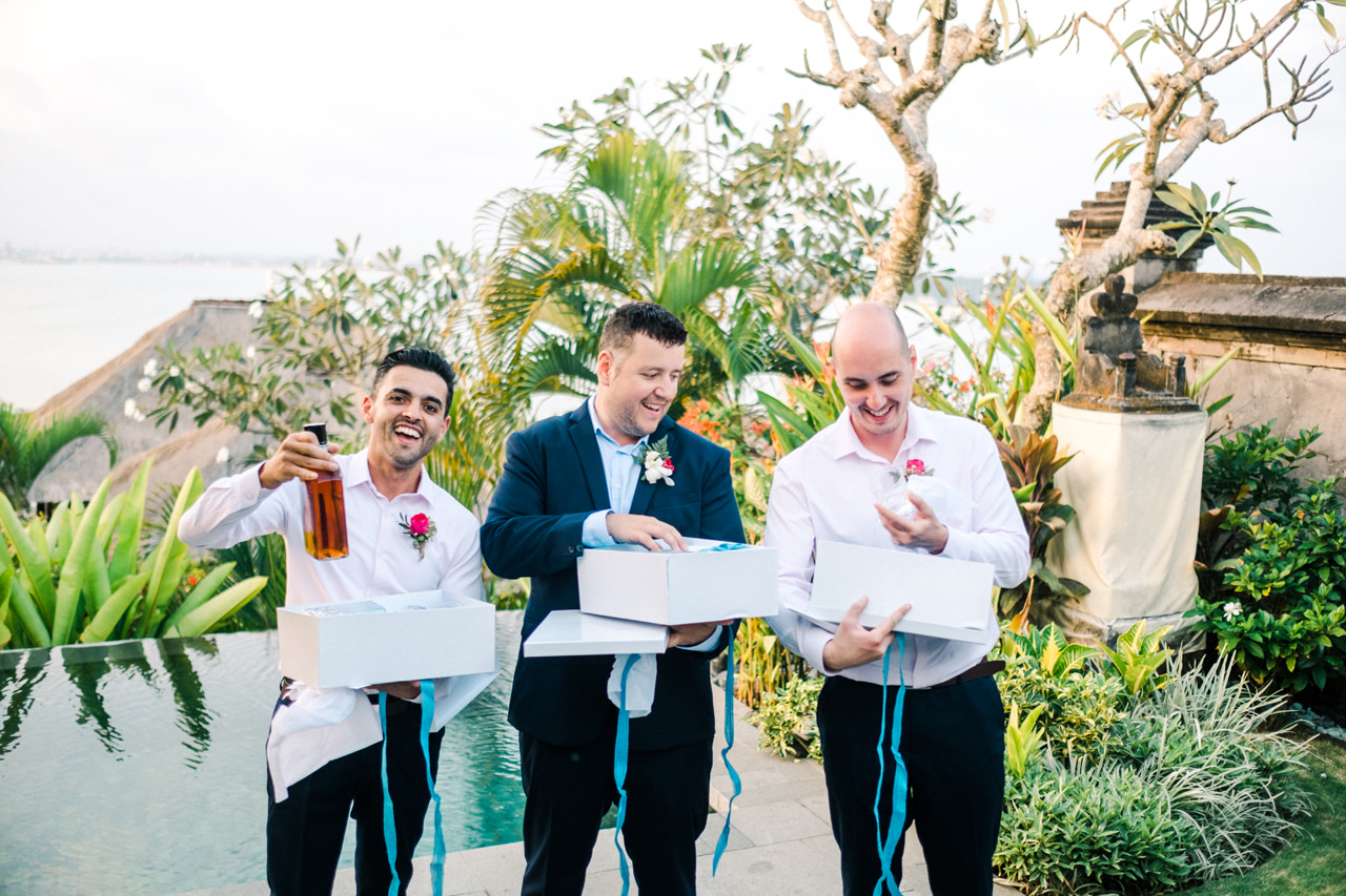 J&D: Four Seasons Resort Jimbaran Bali Wedding 35