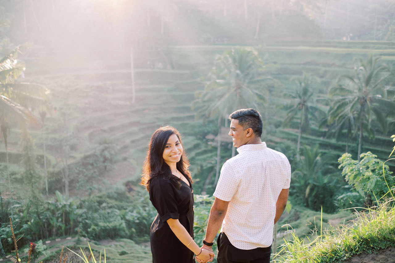 Perfect Surprise Proposal in Bali  1