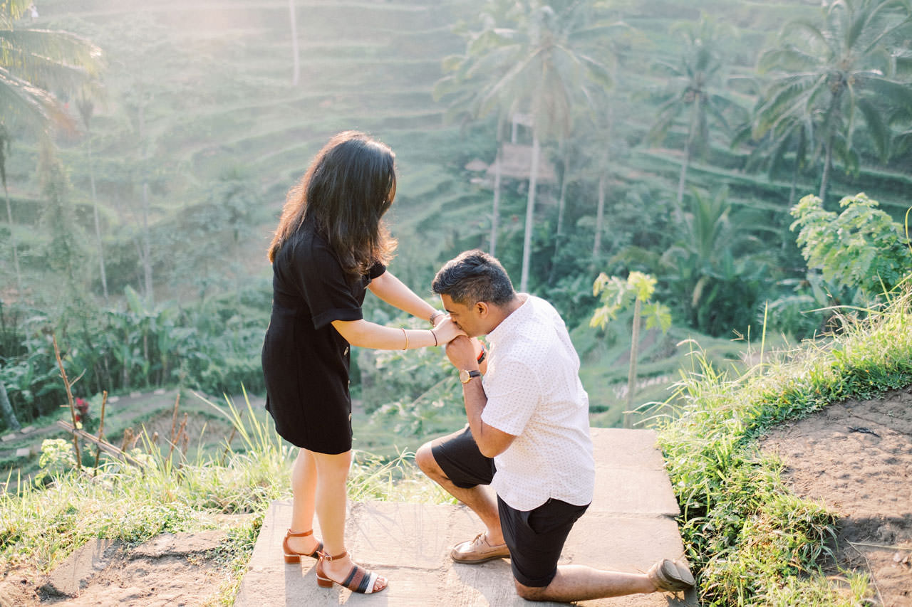 Perfect Surprise Proposal in Bali  3