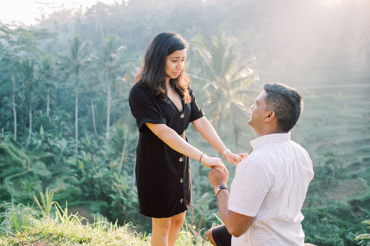 Perfect Surprise Proposal in Bali  4