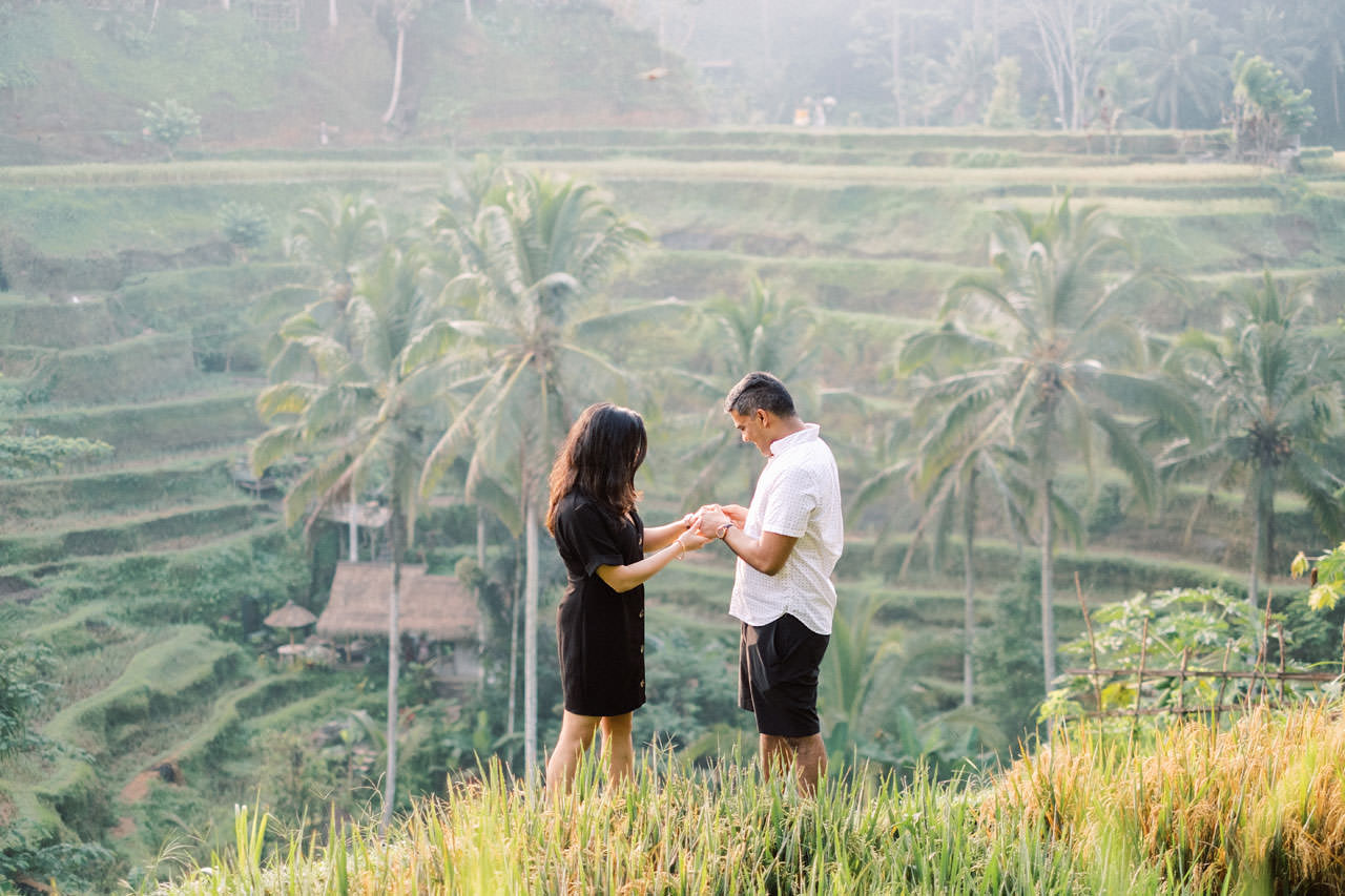 Perfect Surprise Proposal in Bali  11