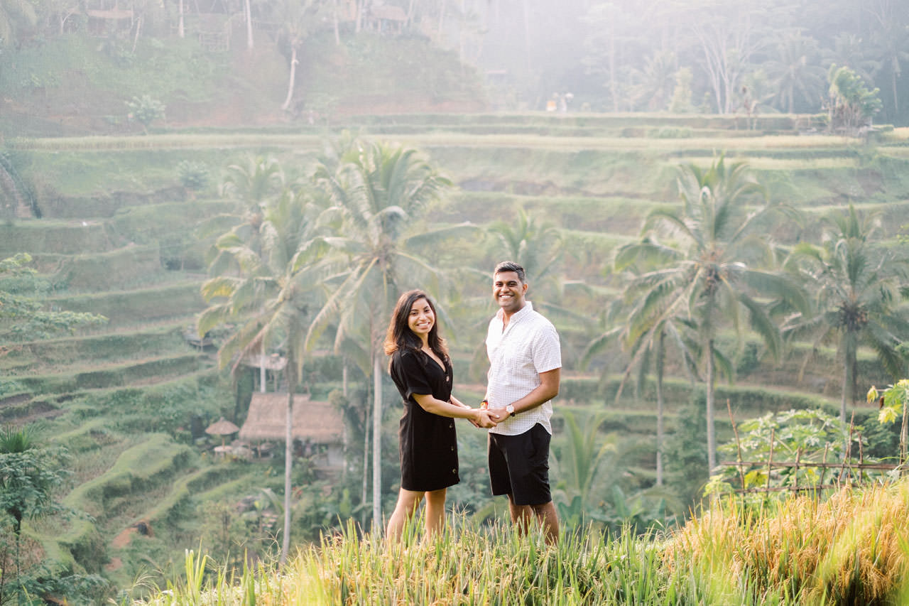 Perfect Surprise Proposal in Bali  12