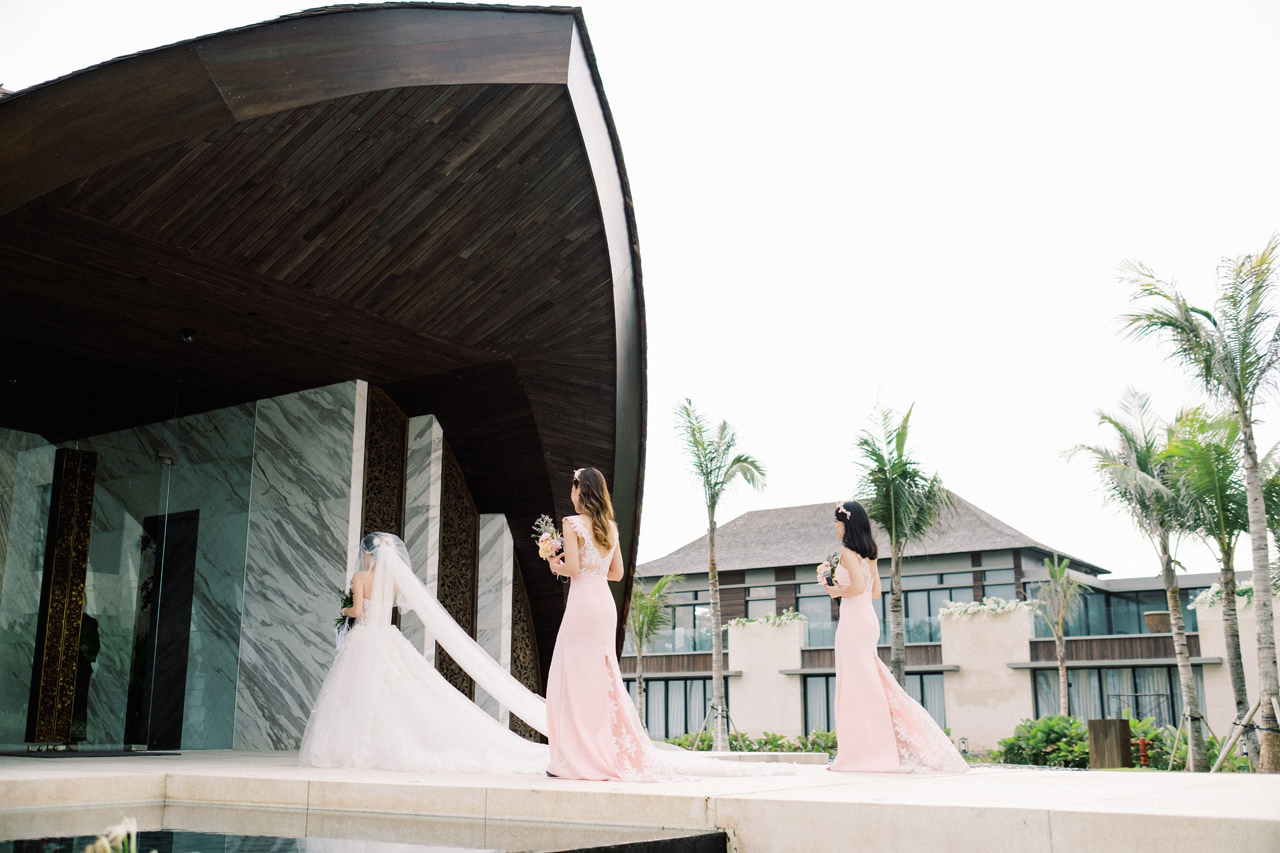 The Apurva Kempinski Bali Wedding 39