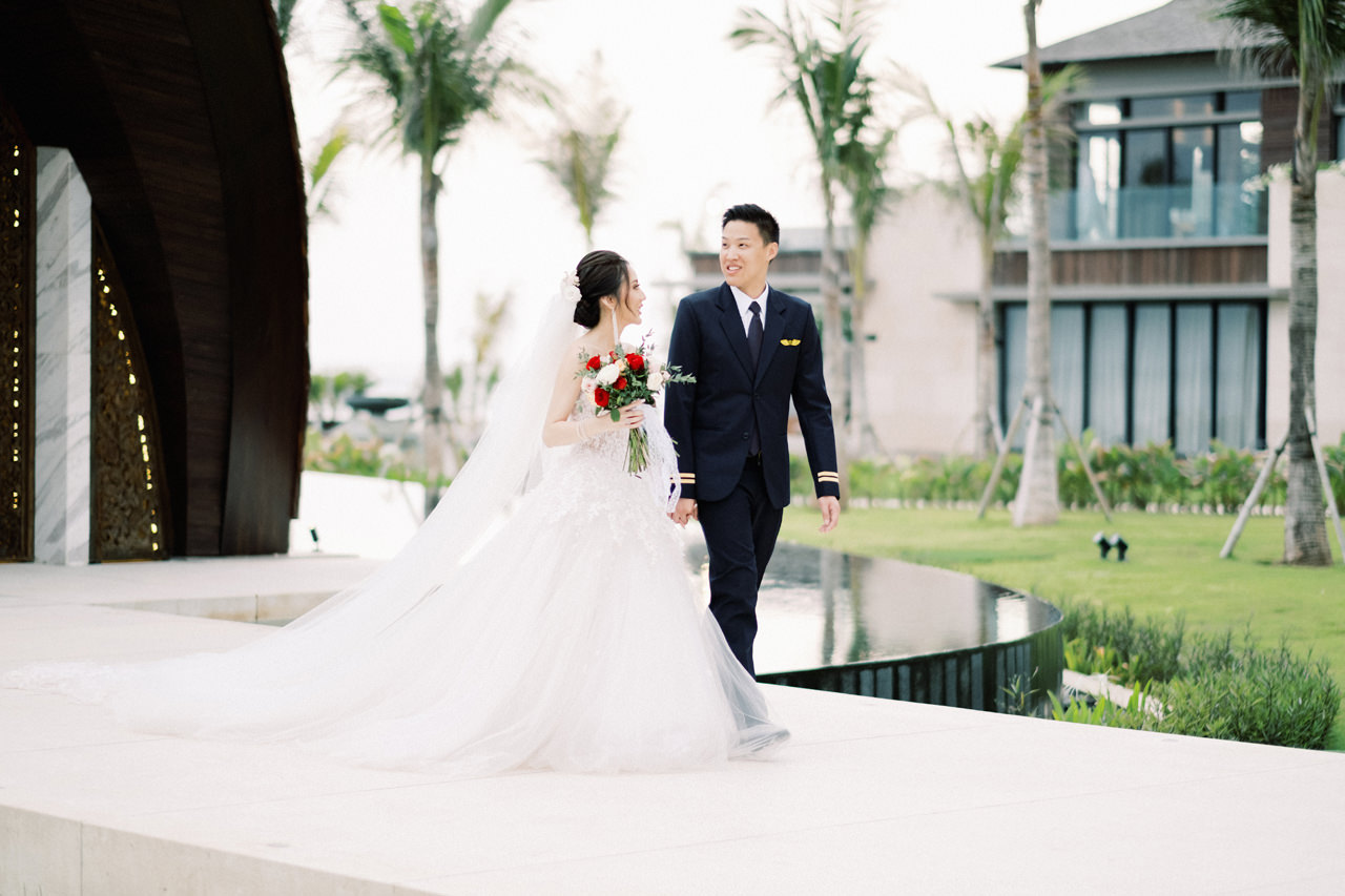The Apurva Kempinski Bali Wedding 52