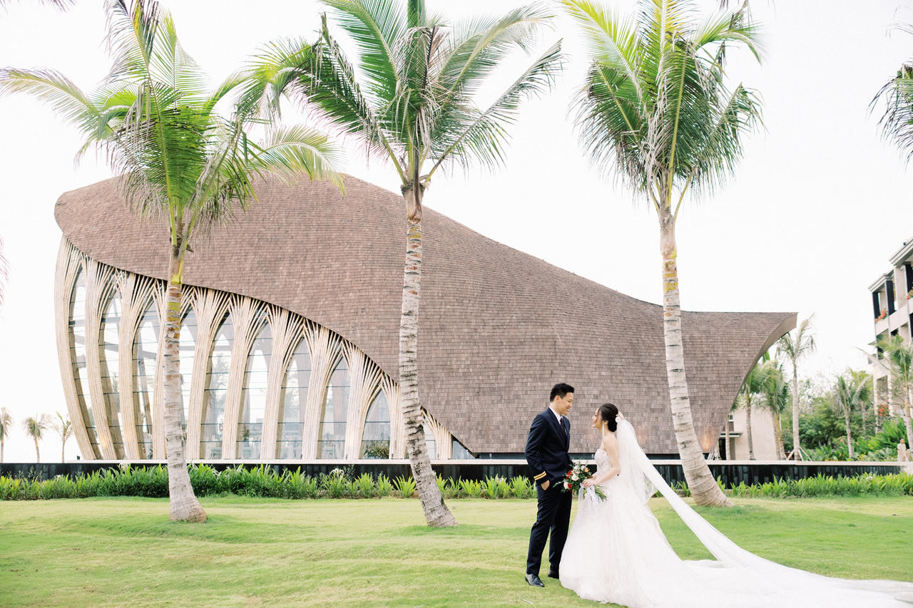 The Apurva Kempinski Bali Wedding 53