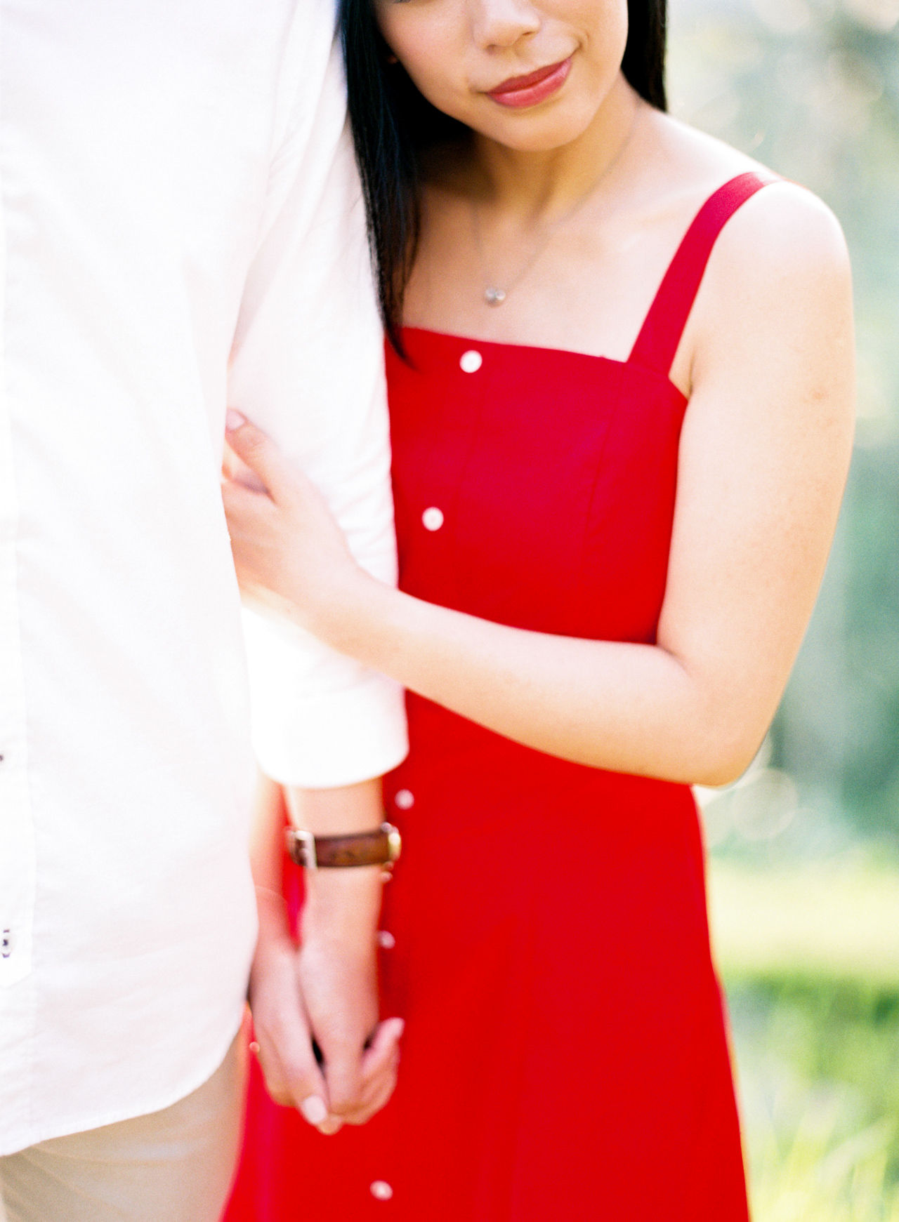 J&J: Fine Art Tegalalang Rice Terraces Engagement 1
