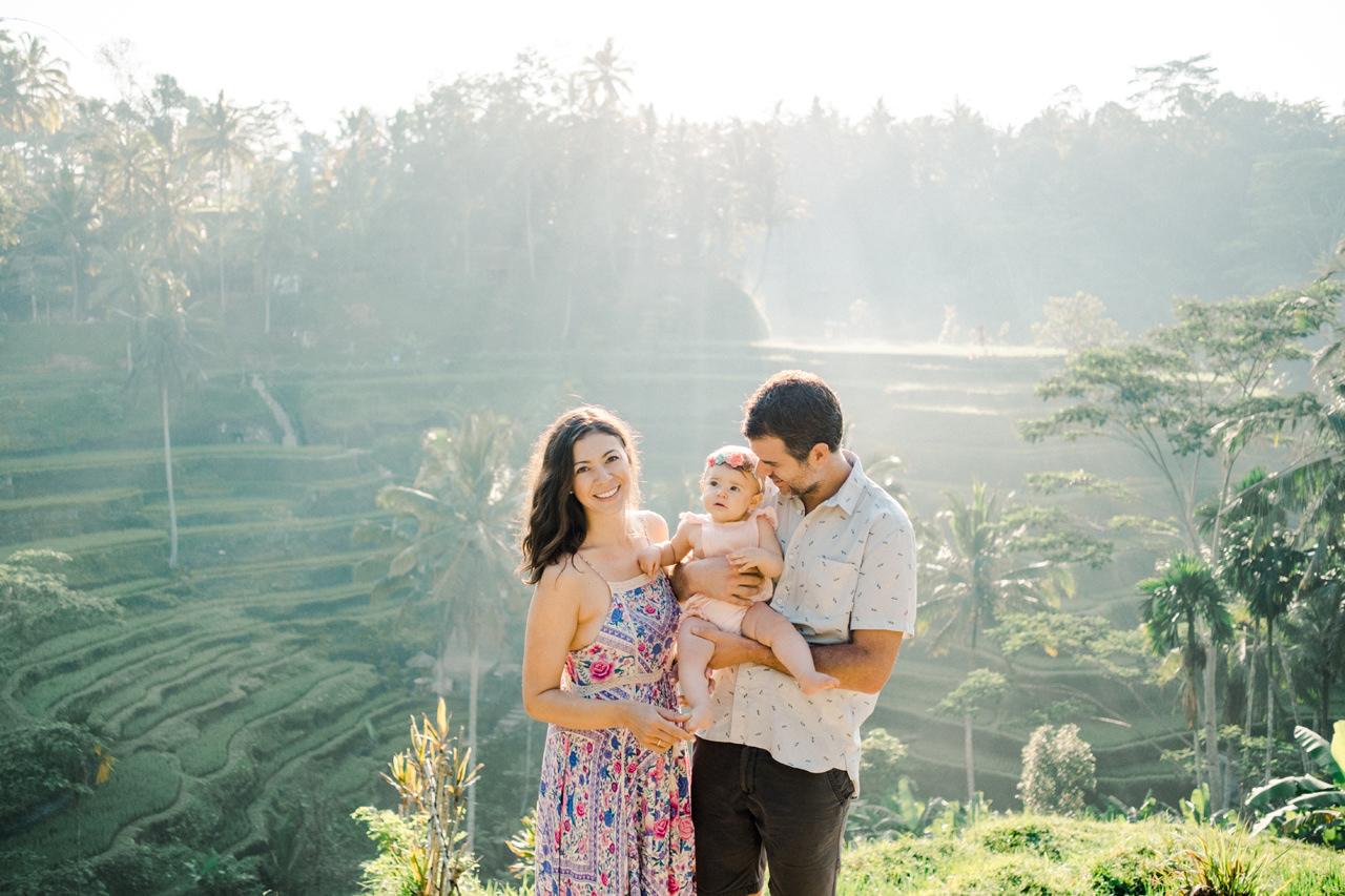 Family Photo Session in Bali 3