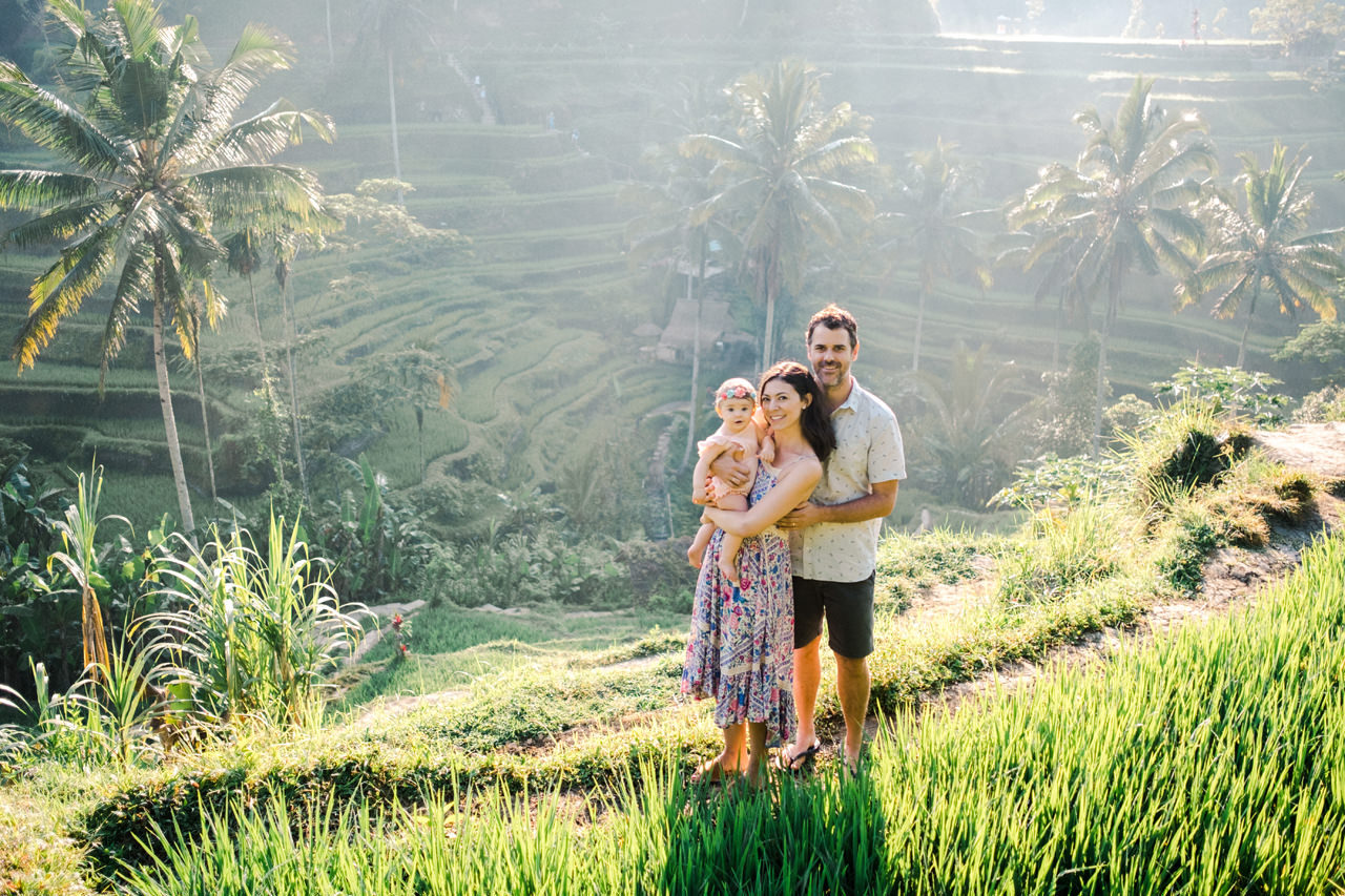 Family Photo Session in Bali 5