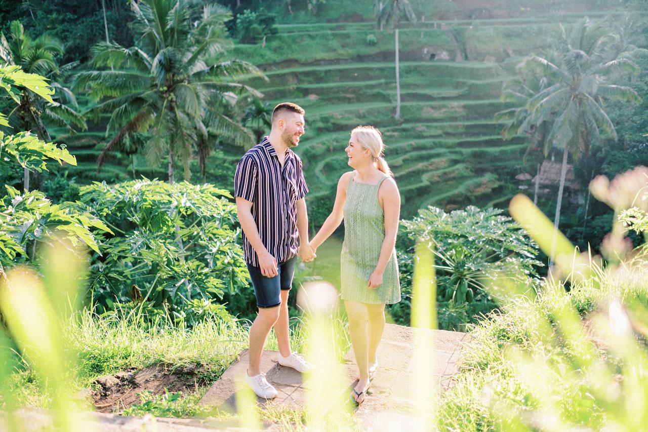 J&J: Proposal Photoshoot in Ubud, Bali 1