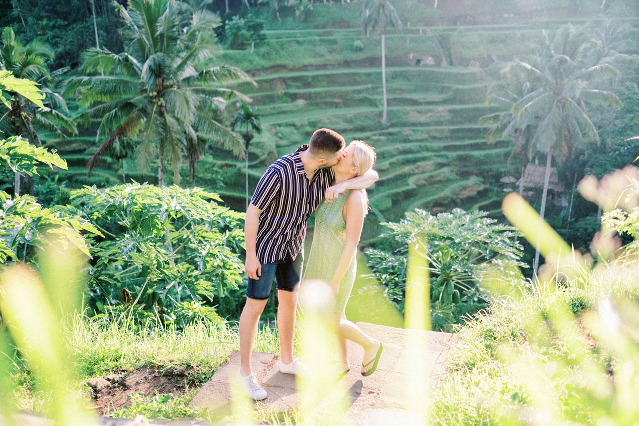 J&J: Proposal Photoshoot in Ubud, Bali 2