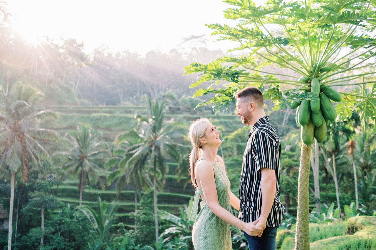 J&J: Proposal Photoshoot in Ubud, Bali 3