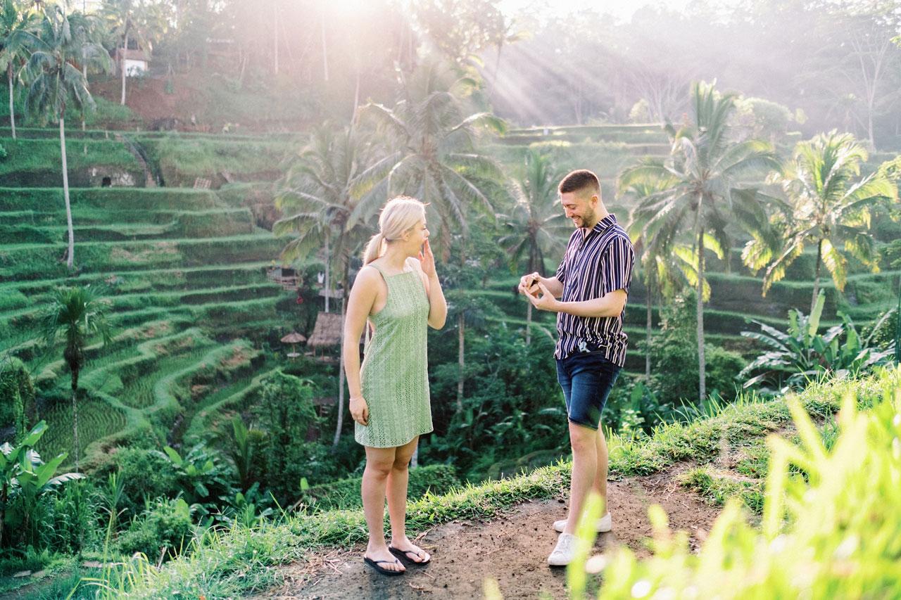 tegalalang rice terraces proposal