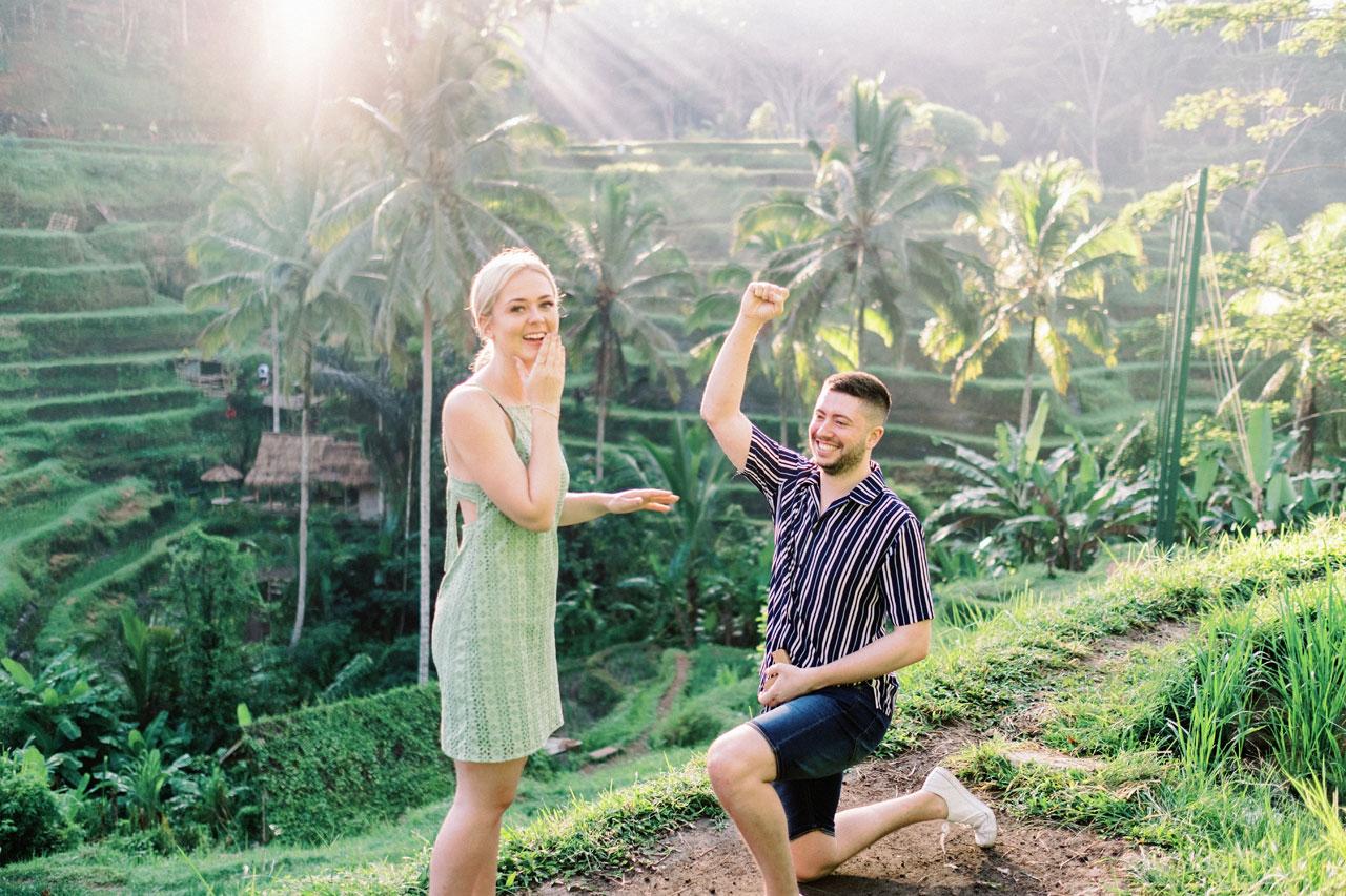 J&J: Proposal Photoshoot in Ubud, Bali 8