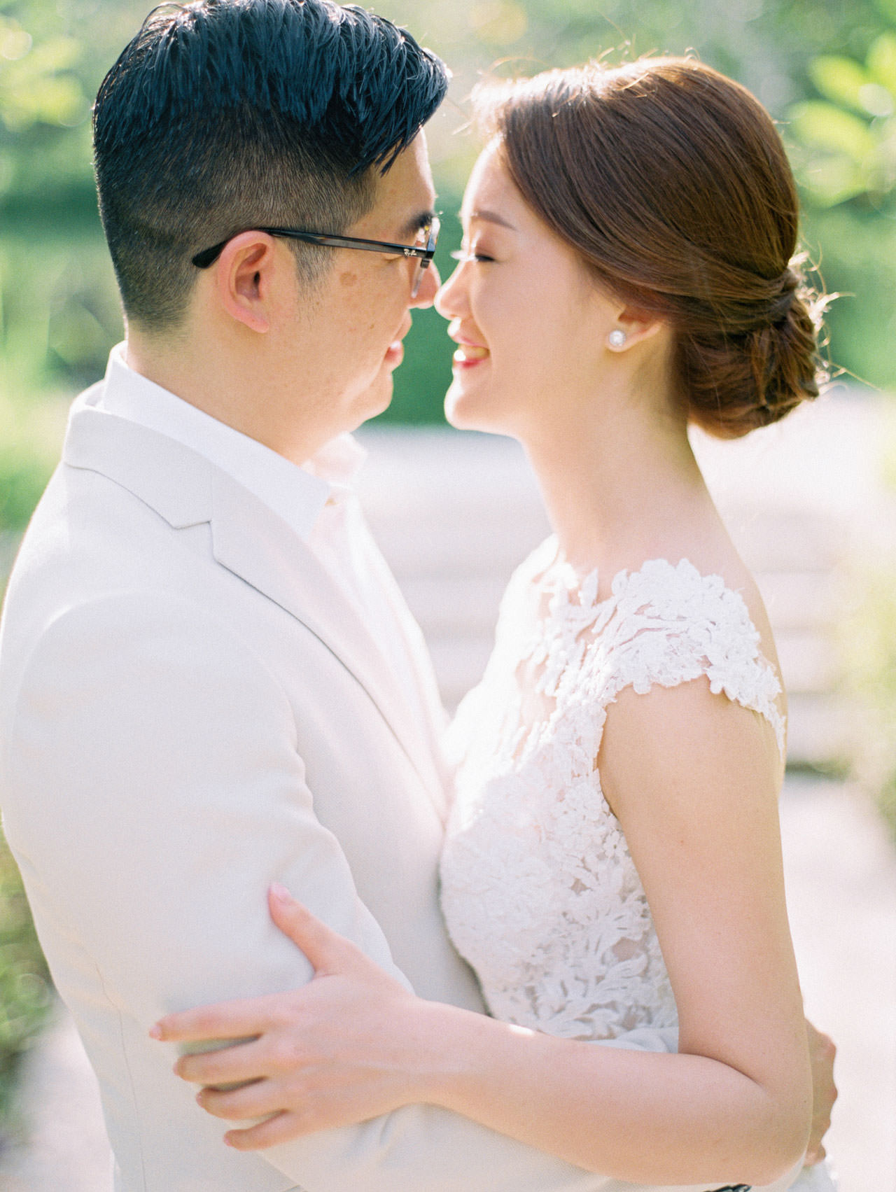 J&K: The Ritz Carlton Bali Beach Prewedding 2