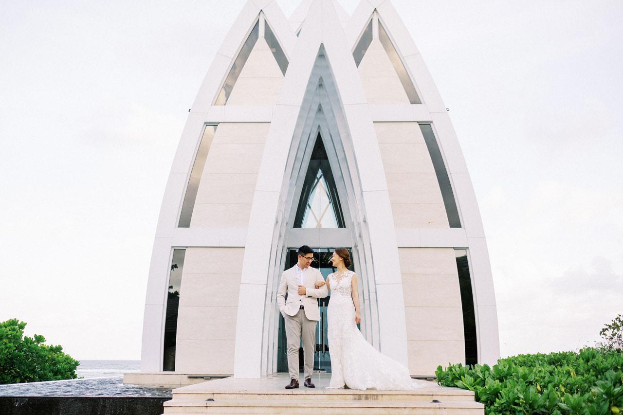 "The Ritz Carlton Bali Beach Prewedding 7"" width="