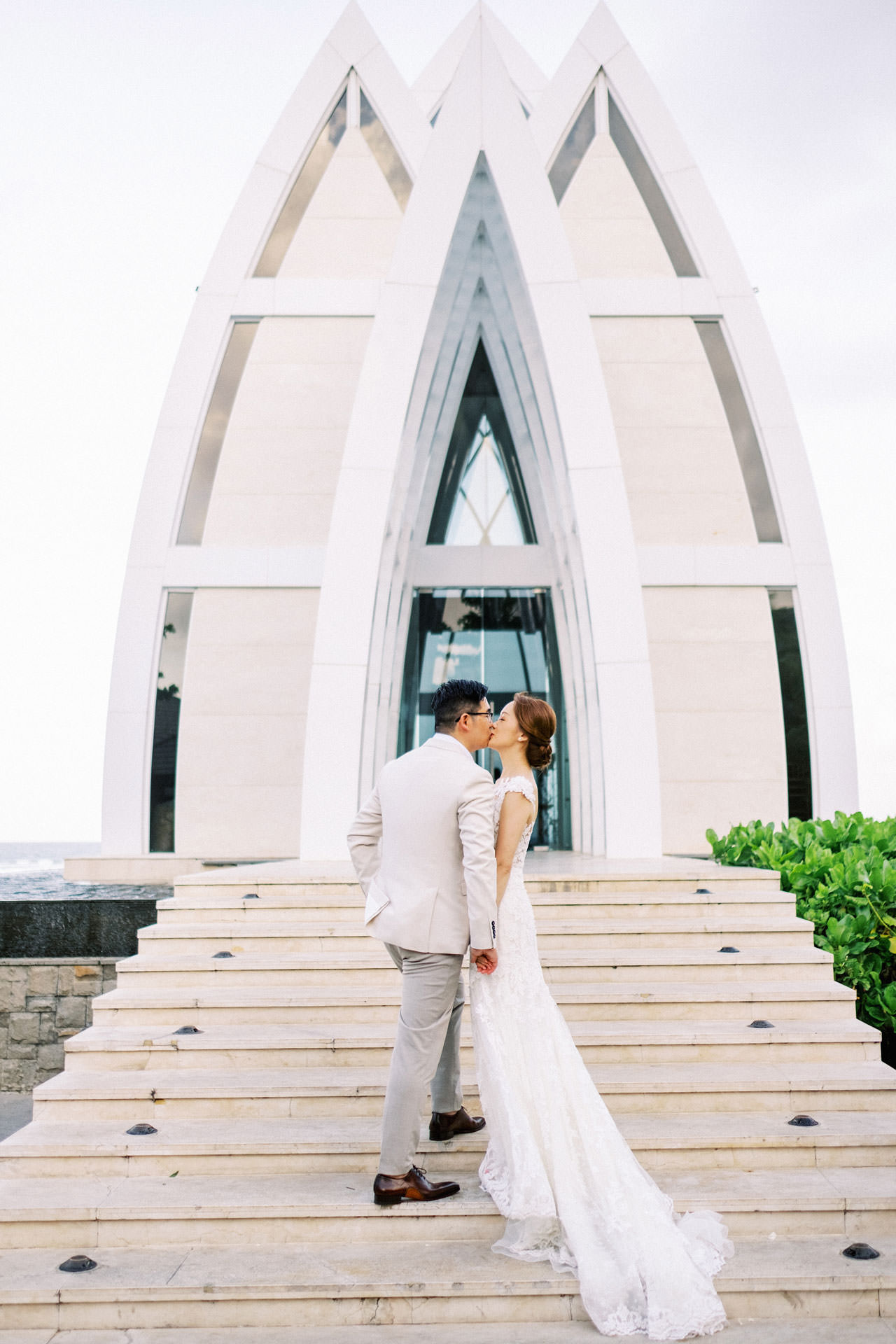The Ritz Carlton Chapel for Bali Wedding