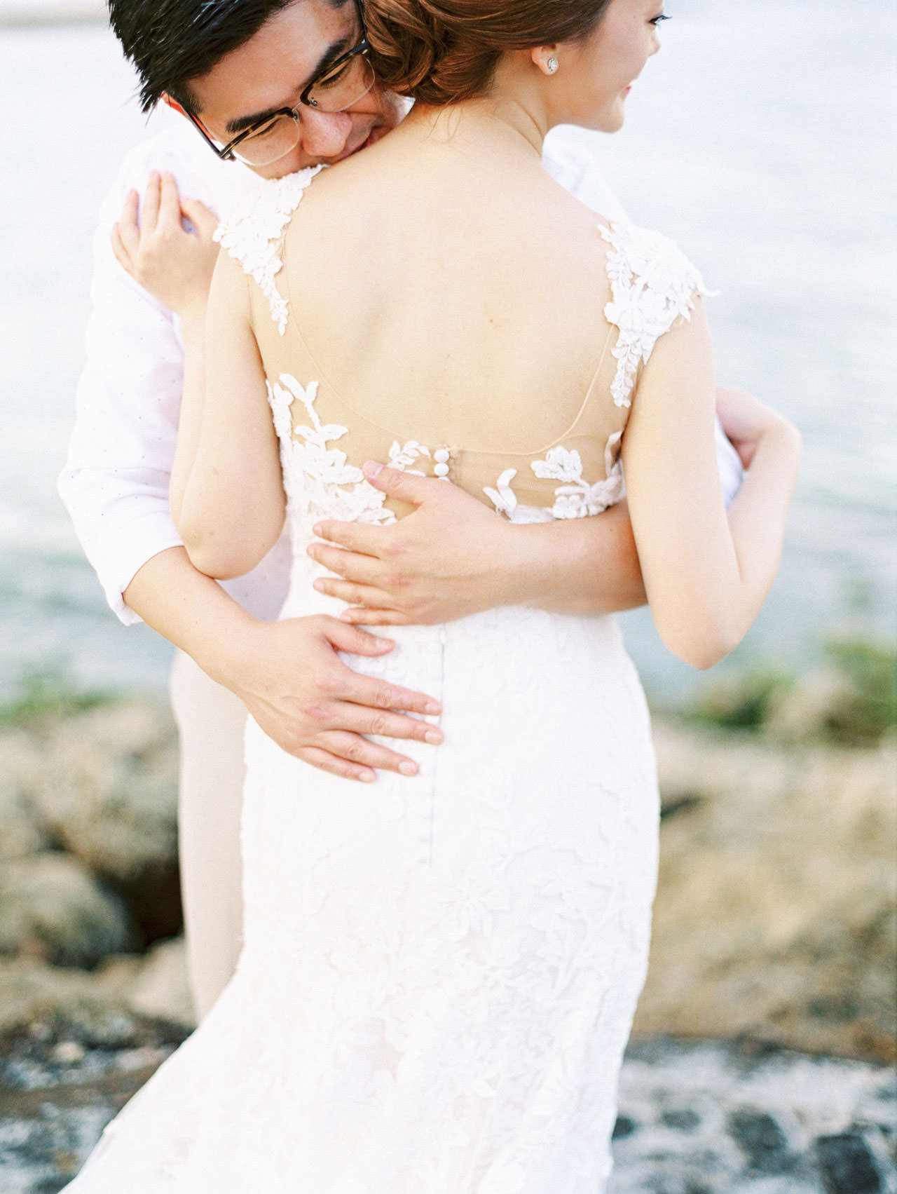 J&K: The Ritz Carlton Bali Beach Prewedding 11