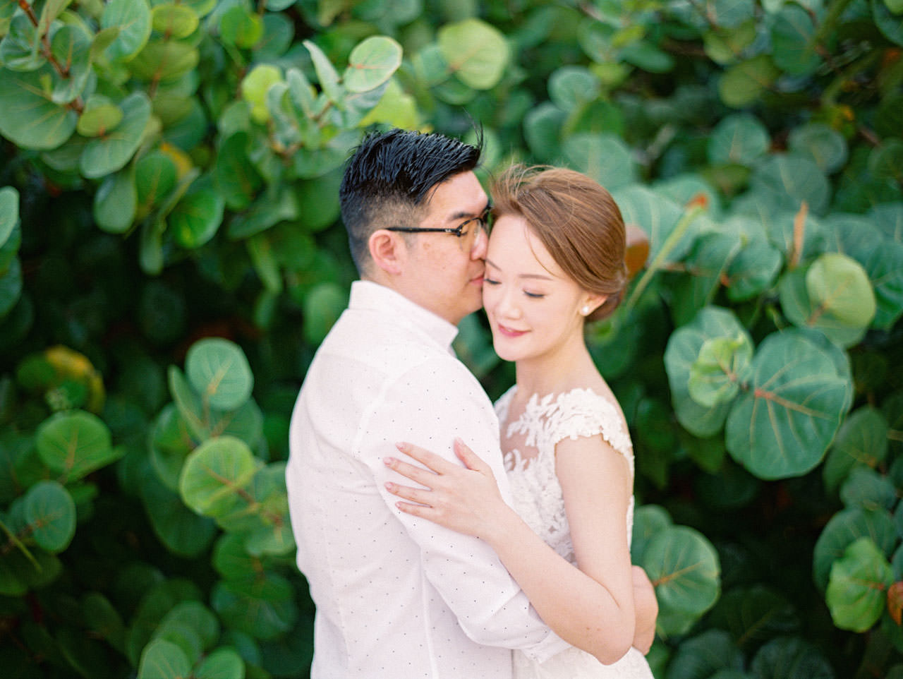 J&K: The Ritz Carlton Bali Beach Prewedding 12