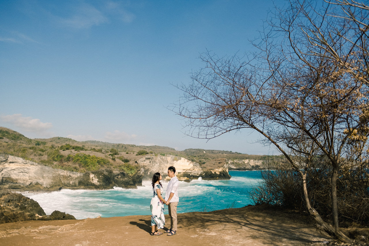 L&J: Nusa Penida Engagement Photography 1