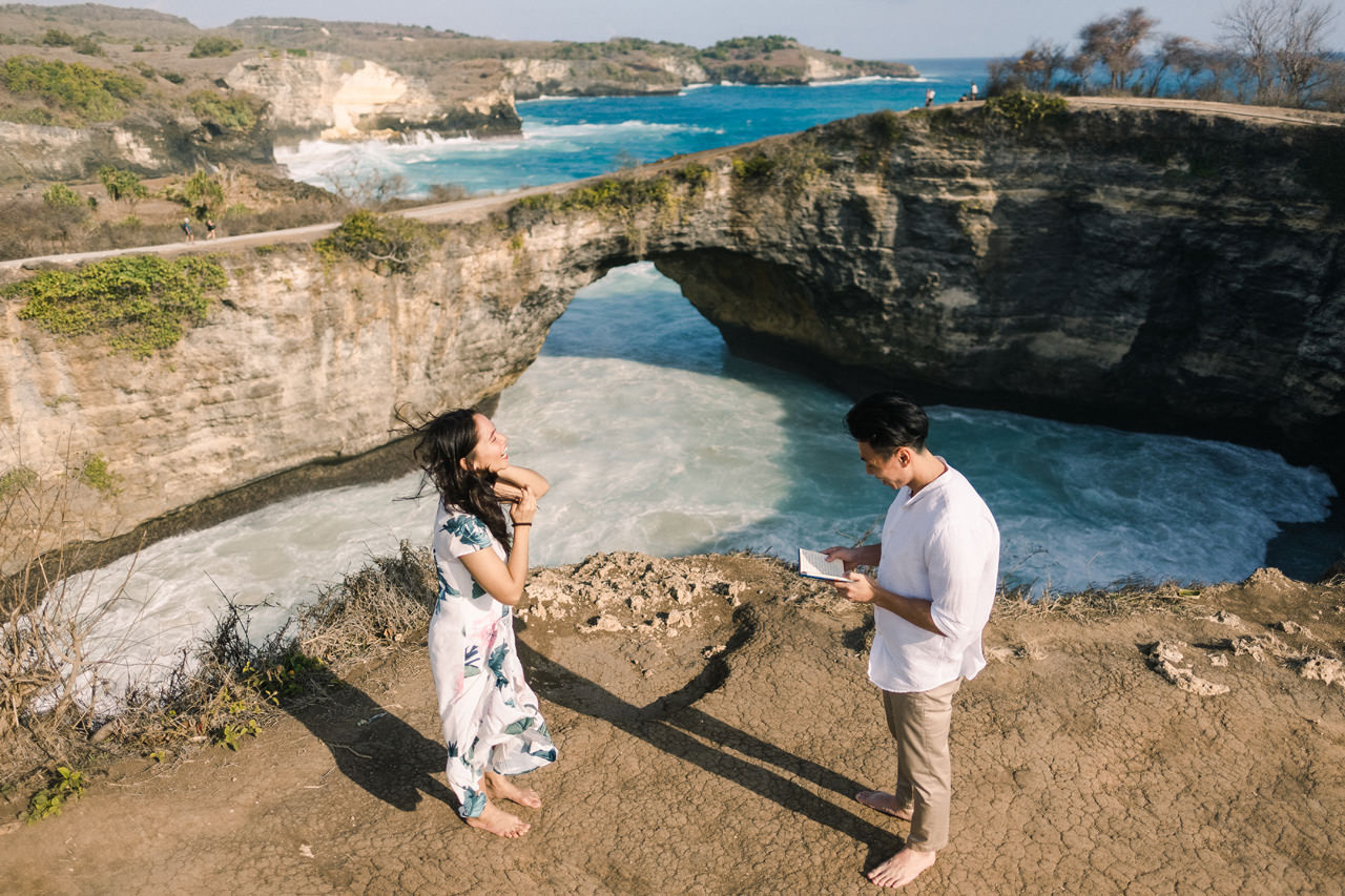 L&J: Nusa Penida Engagement Photography 3