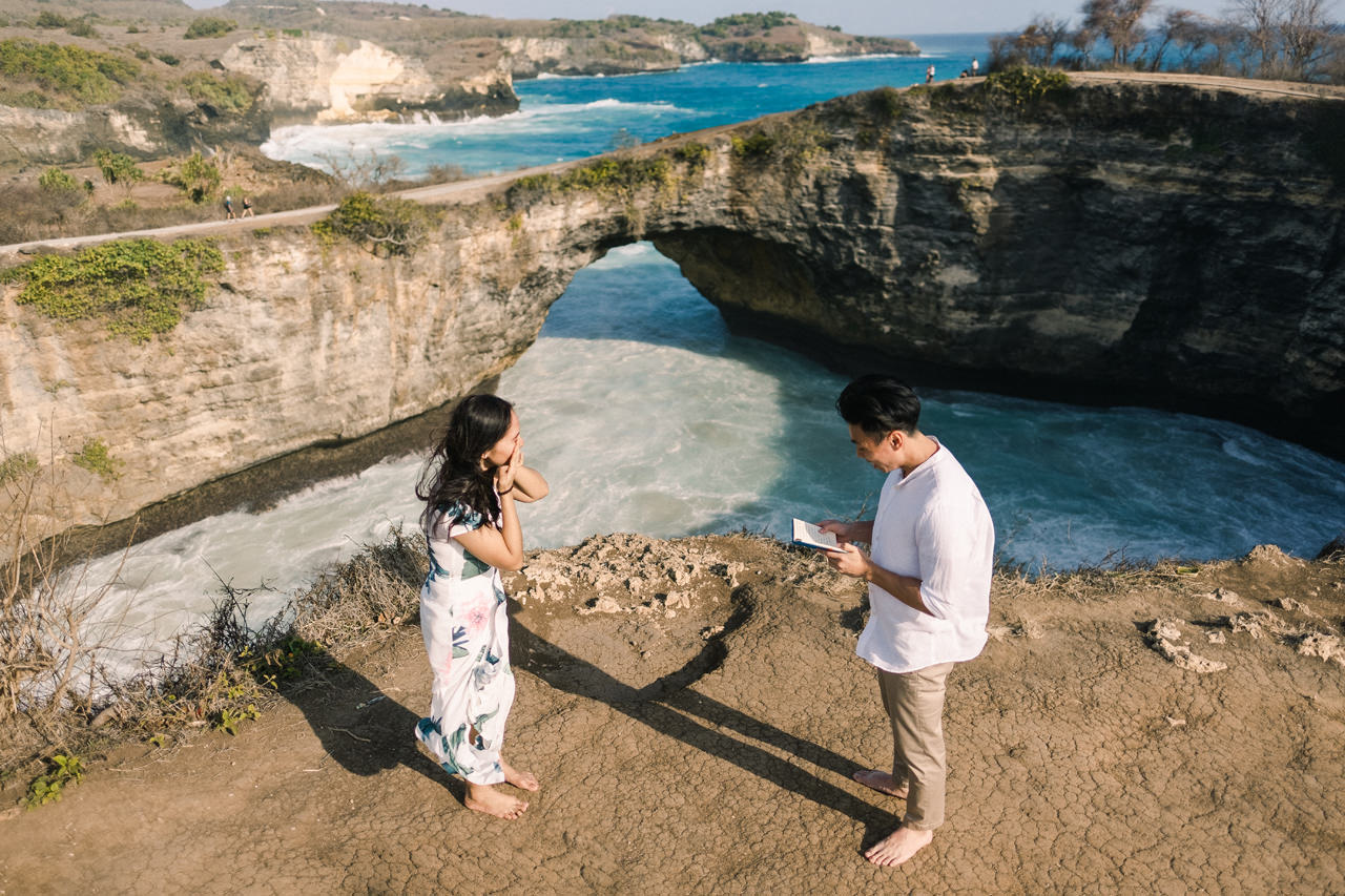L&J: Nusa Penida Engagement Photography 4