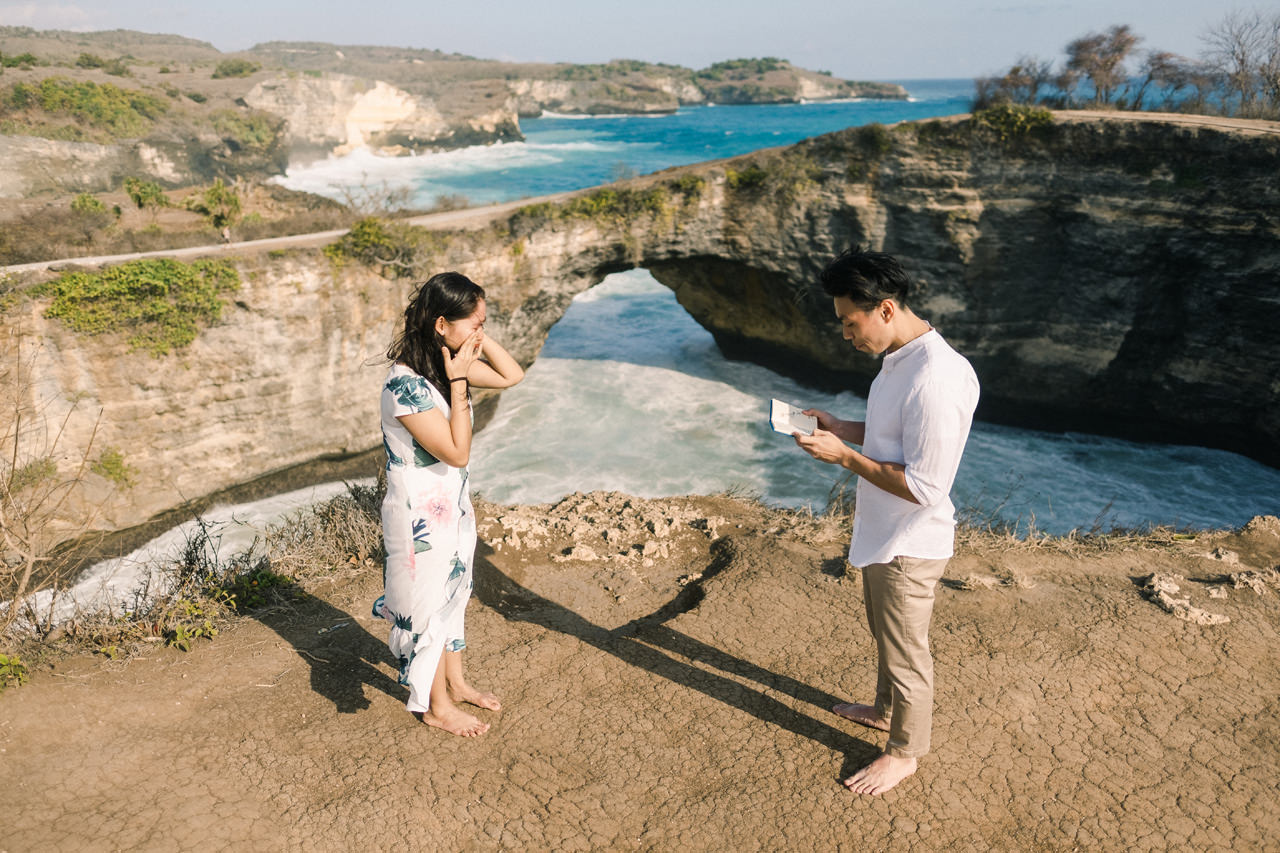 L&J: Nusa Penida Engagement Photography 5