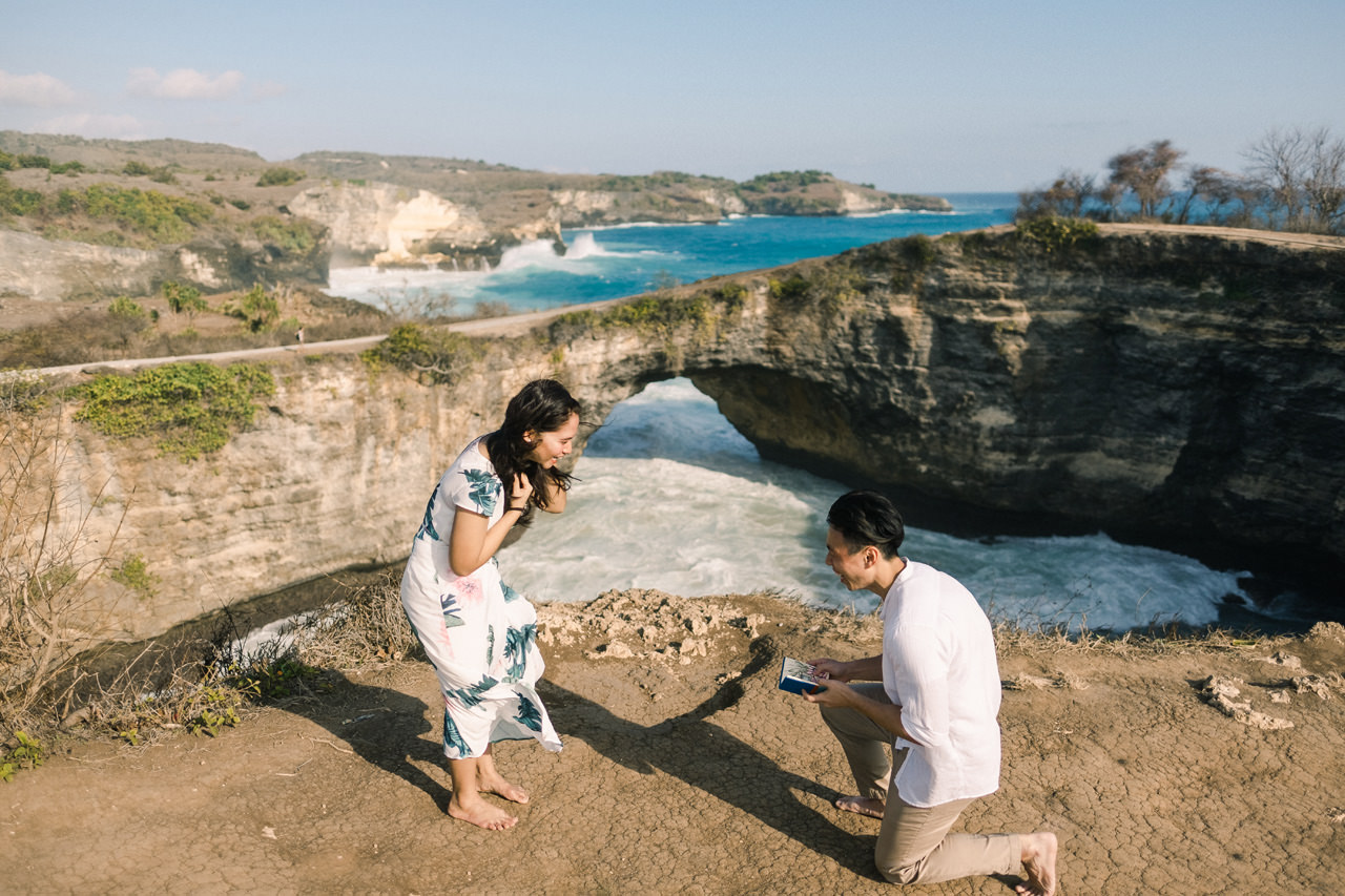 L&J: Nusa Penida Engagement Photography 6