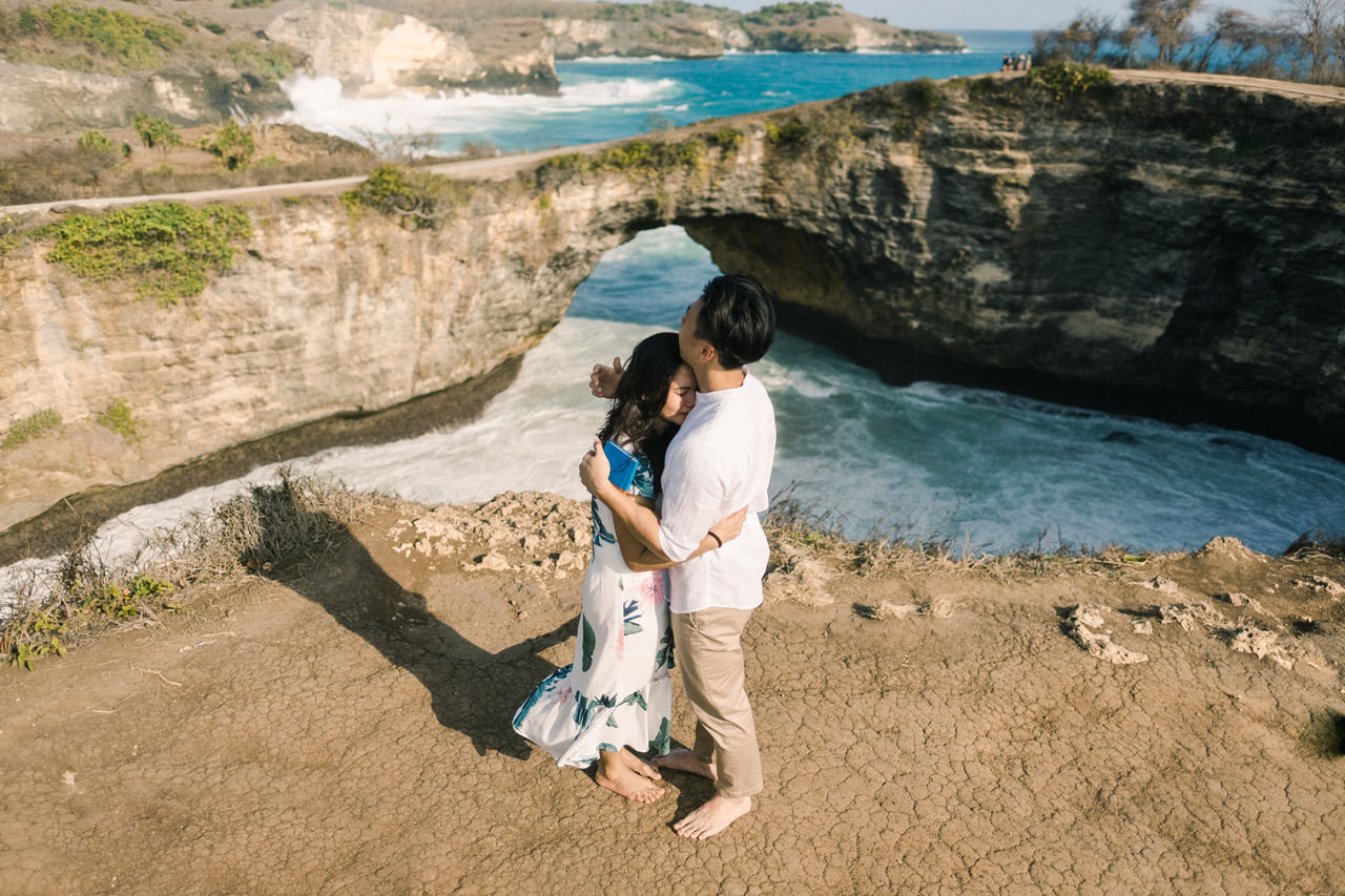 L&J: Nusa Penida Engagement Photography 7
