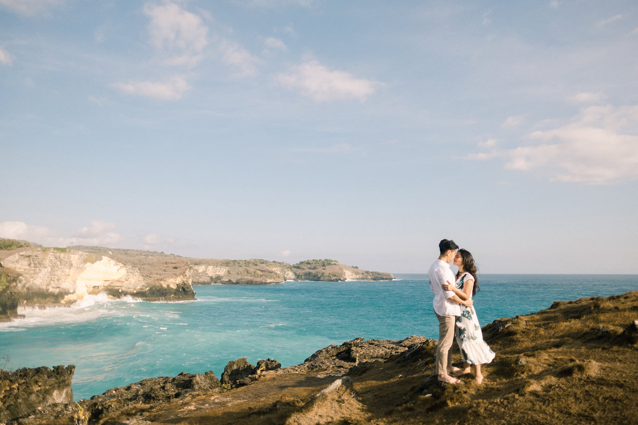 L&J: Nusa Penida Engagement Photography 15