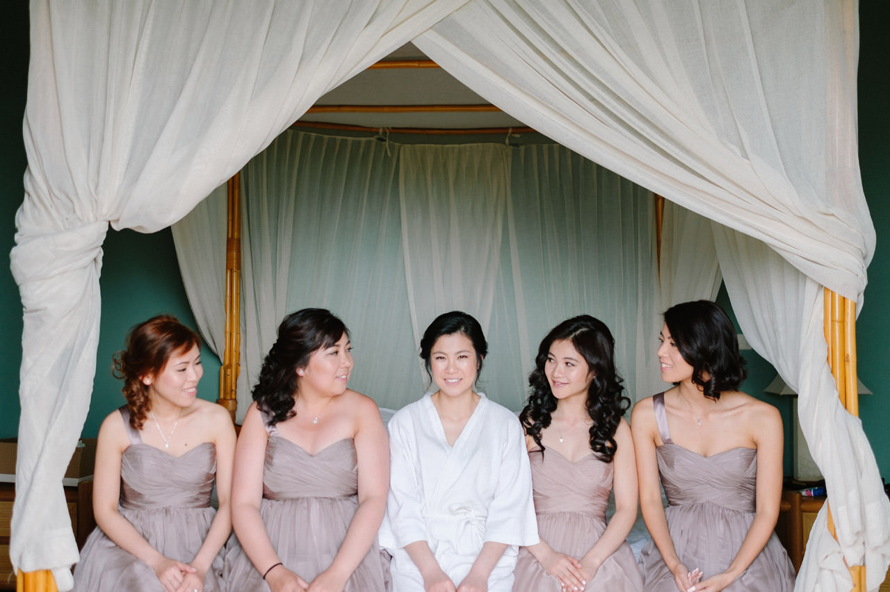 J&M: Bali Destination Wedding at Jimbaran Hill 2