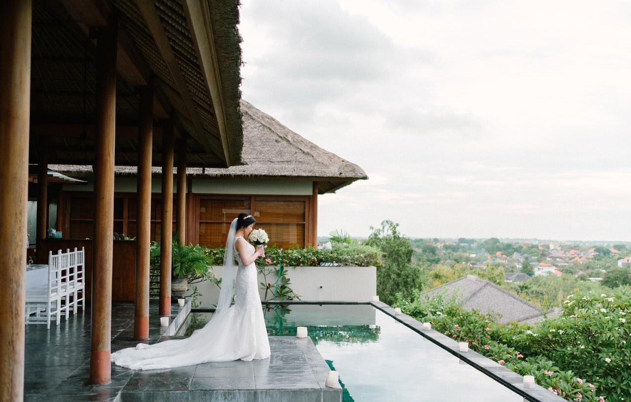 J&M: Bali Destination Wedding at Jimbaran Hill 21