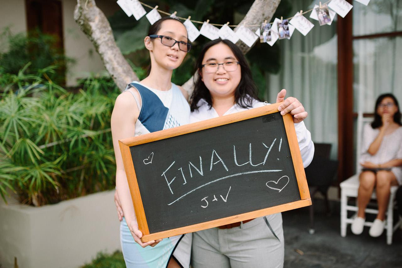 J&M: Bali Destination Wedding at Jimbaran Hill 24