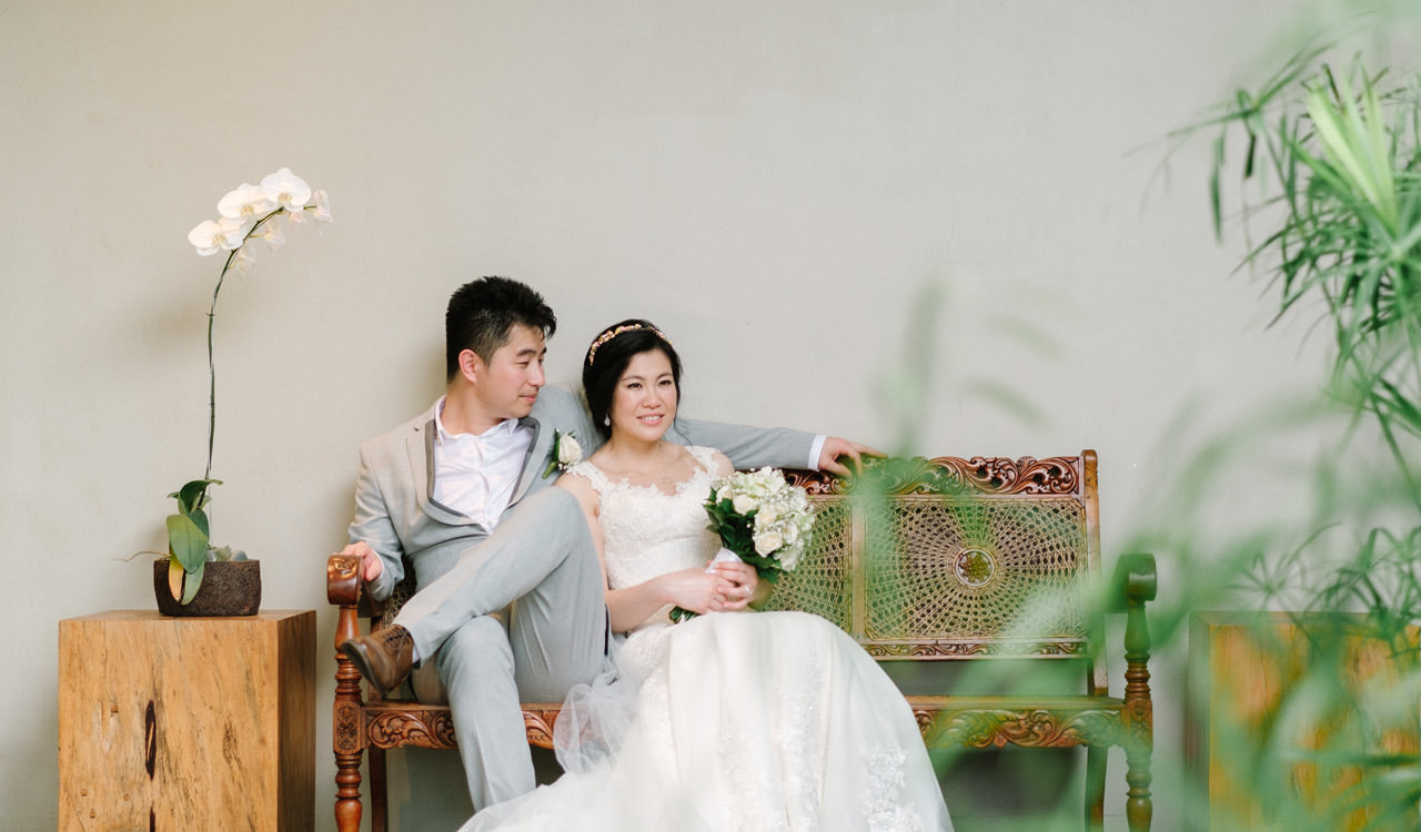 J&M: Bali Destination Wedding at Jimbaran Hill 37
